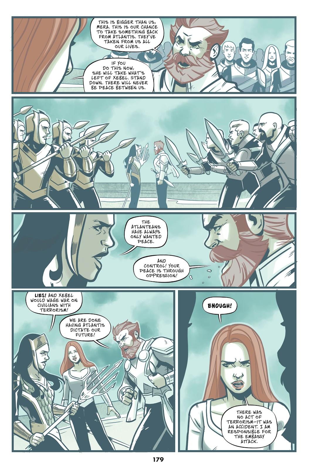 Read online Mera: Tidebreaker comic -  Issue # TPB (Part 2) - 79