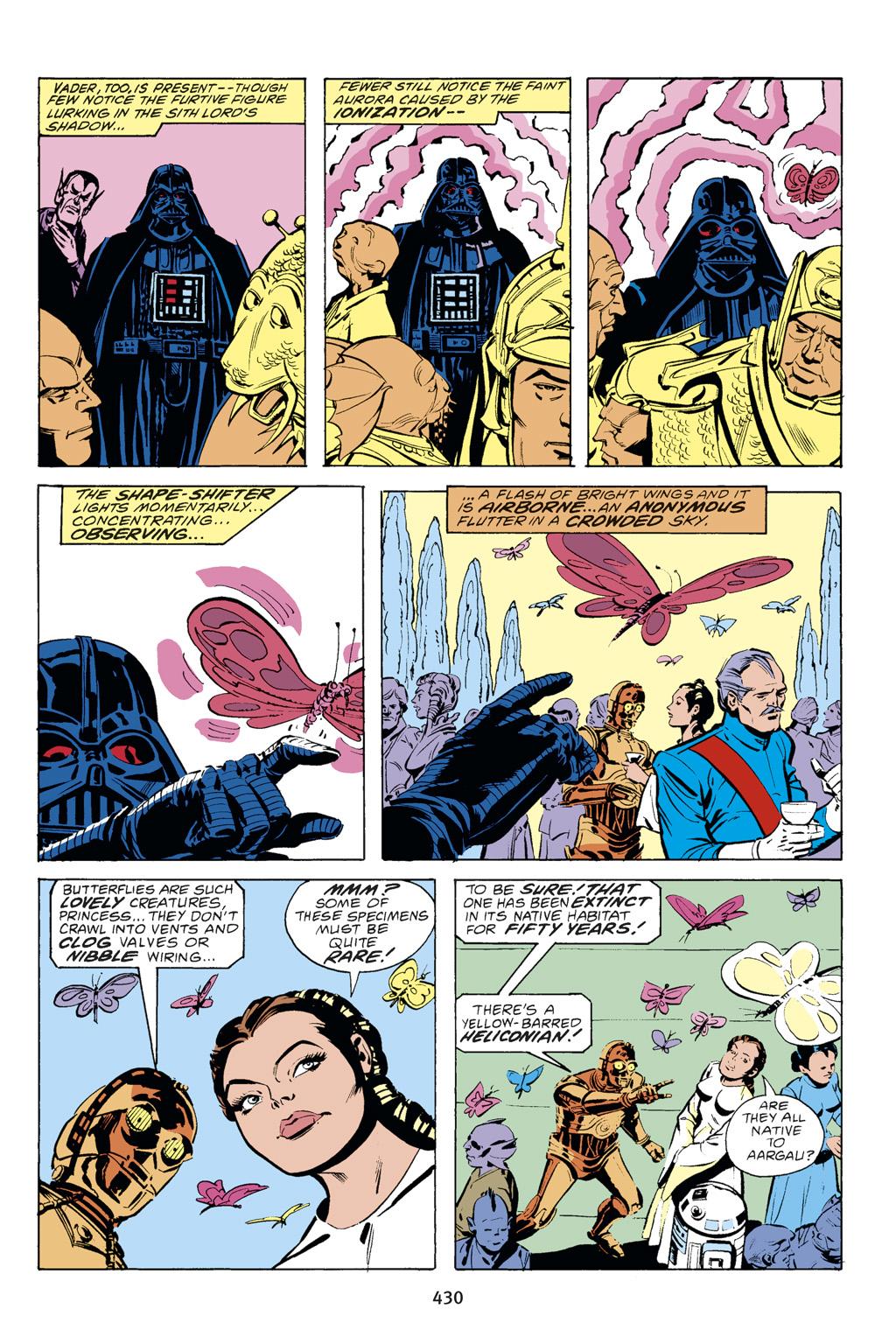 Read online Star Wars Omnibus comic -  Issue # Vol. 14 - 424