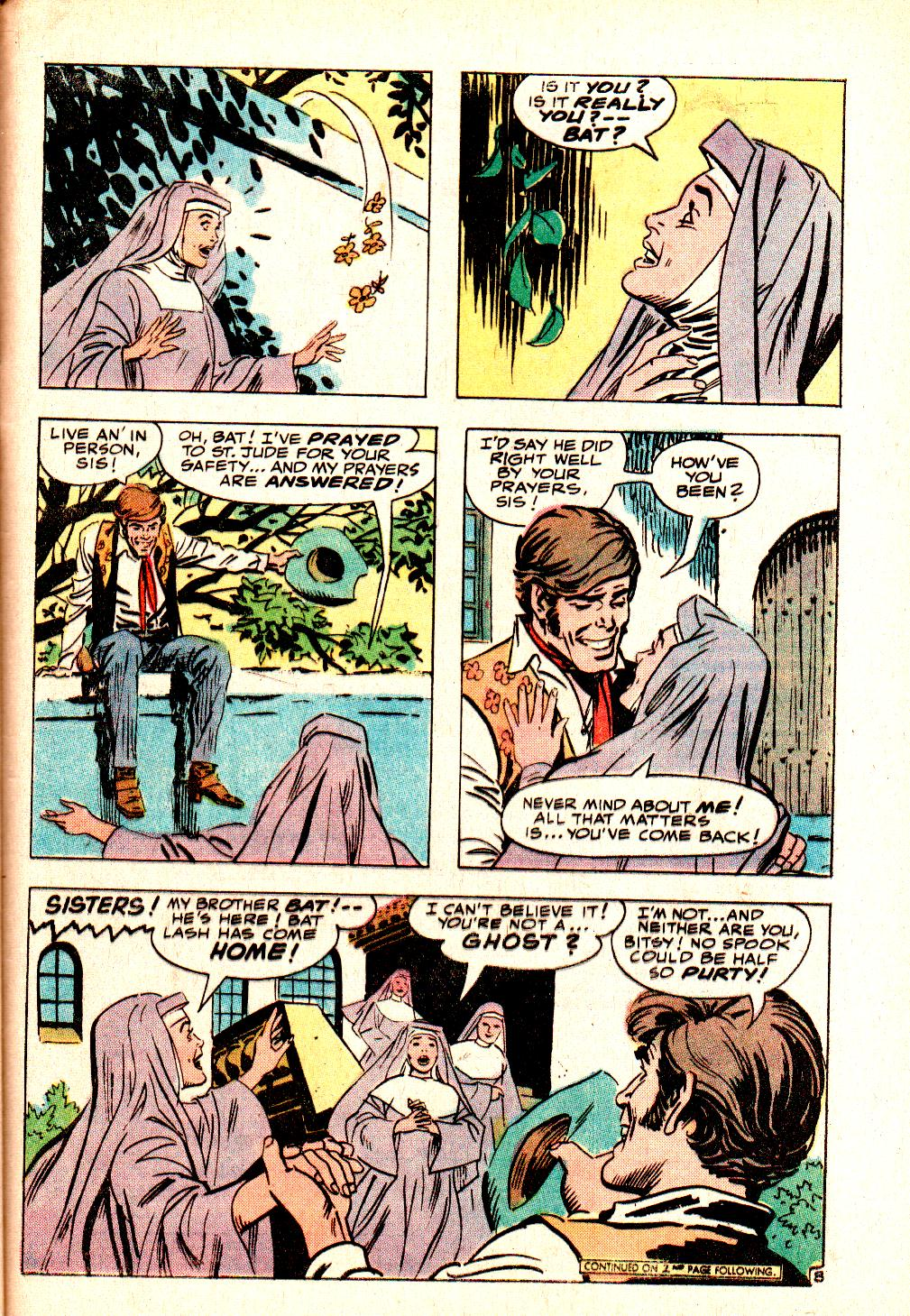 Read online All-Star Western (1970) comic -  Issue #10 - 43