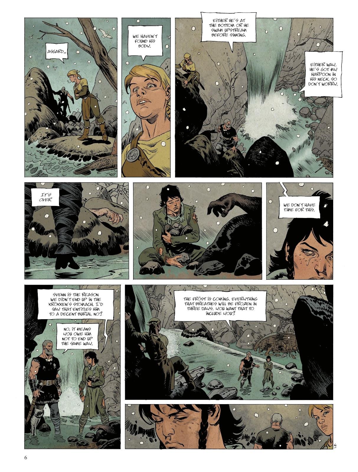 Read online Asgard comic -  Issue #2 - 8