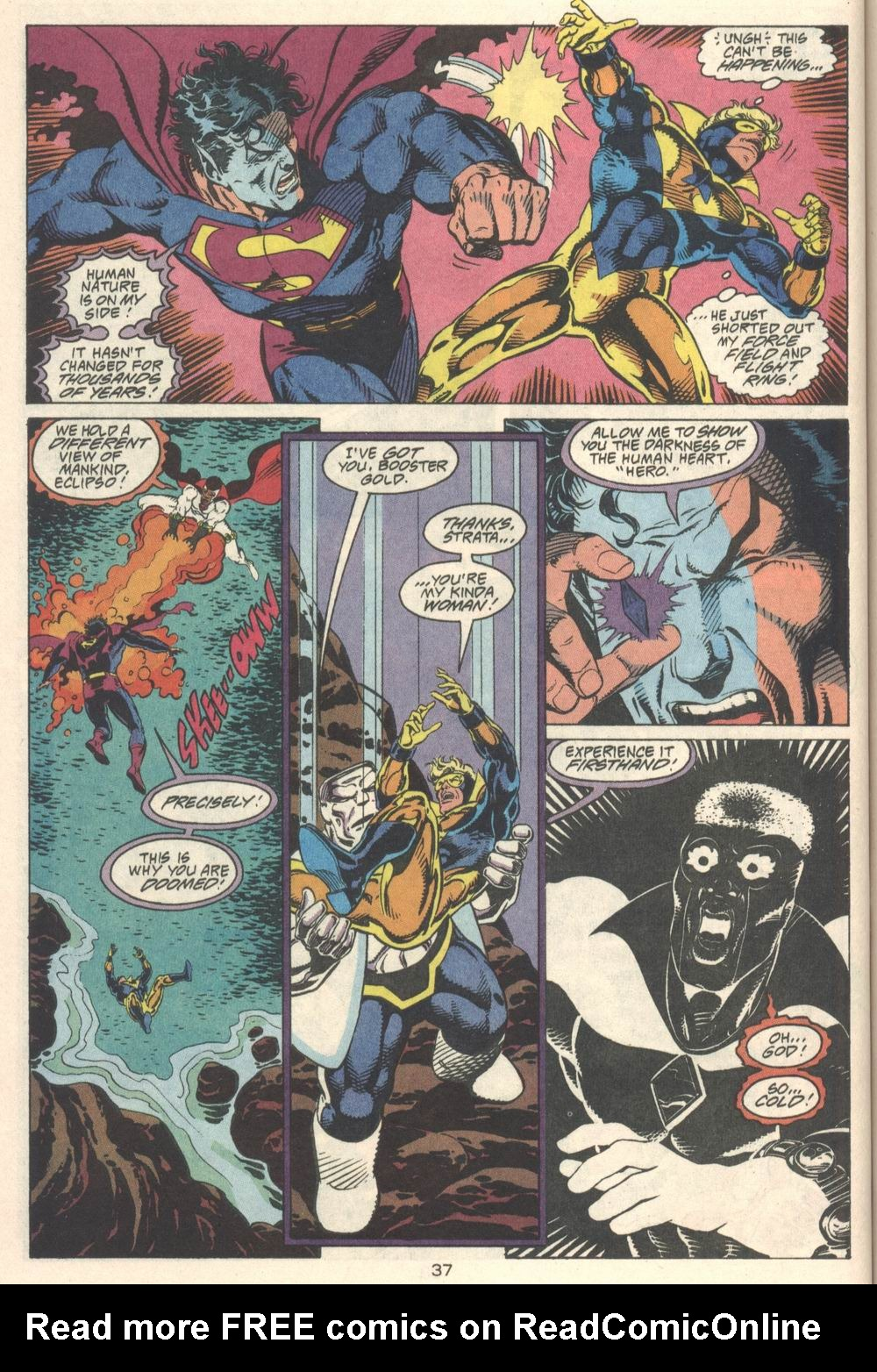Read online Adventures of Superman (1987) comic -  Issue #Adventures of Superman (1987) _Annual 4 - 38