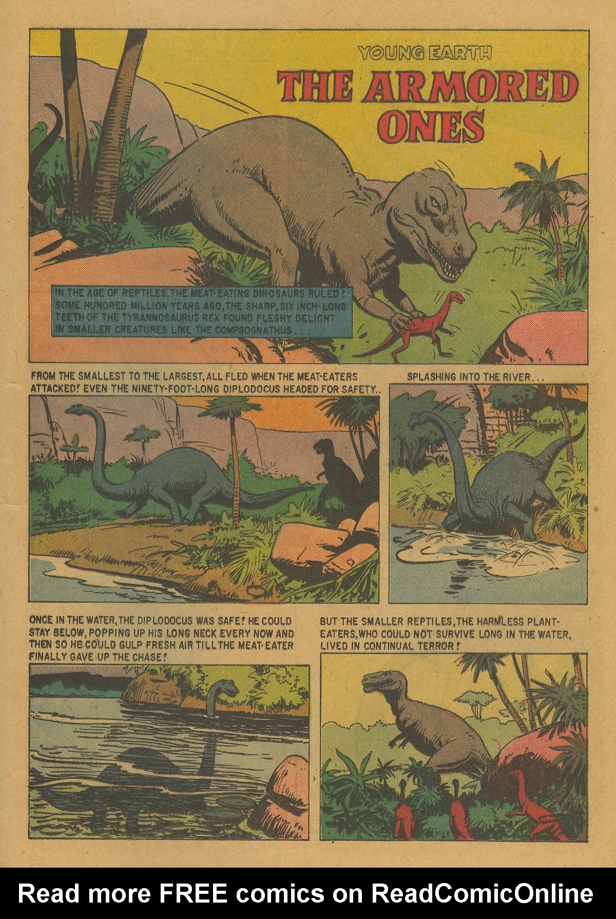 Read online Turok, Son of Stone comic -  Issue #21 - 17