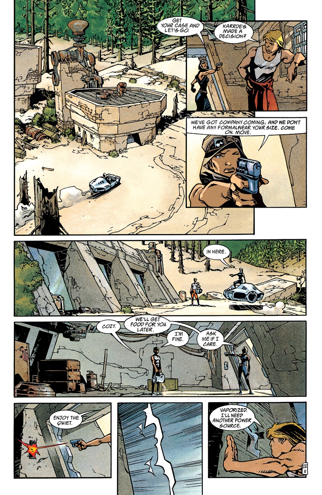 Read online Star Wars Legends: The New Republic - Epic Collection comic -  Issue # TPB 4 (Part 1) - 89