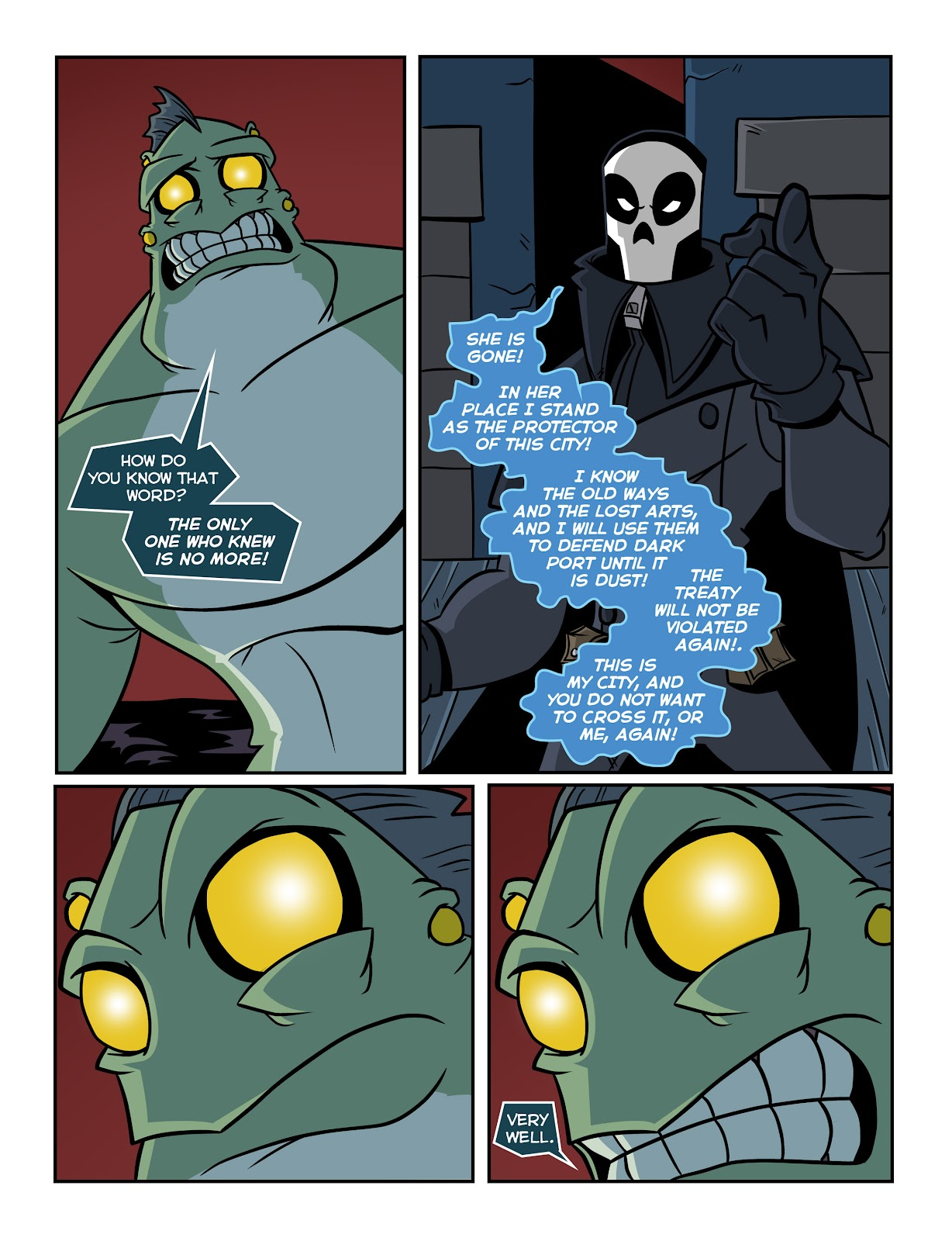 Read online The Haunter comic -  Issue #2 - 14