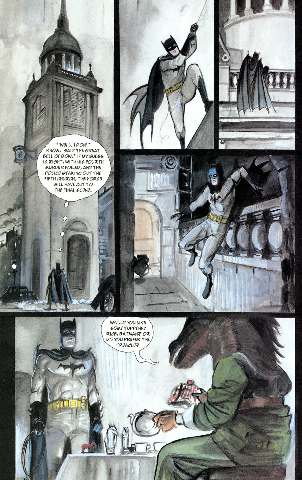 Read online Batman: The Order of Beasts comic -  Issue # Full - 44