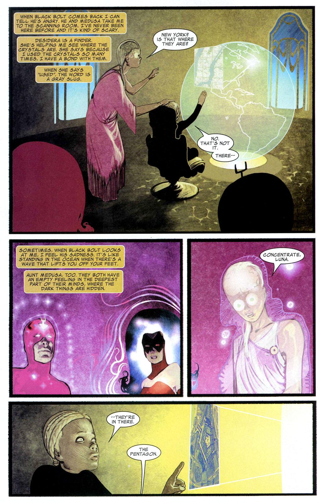Read online Silent War comic -  Issue #2 - 15