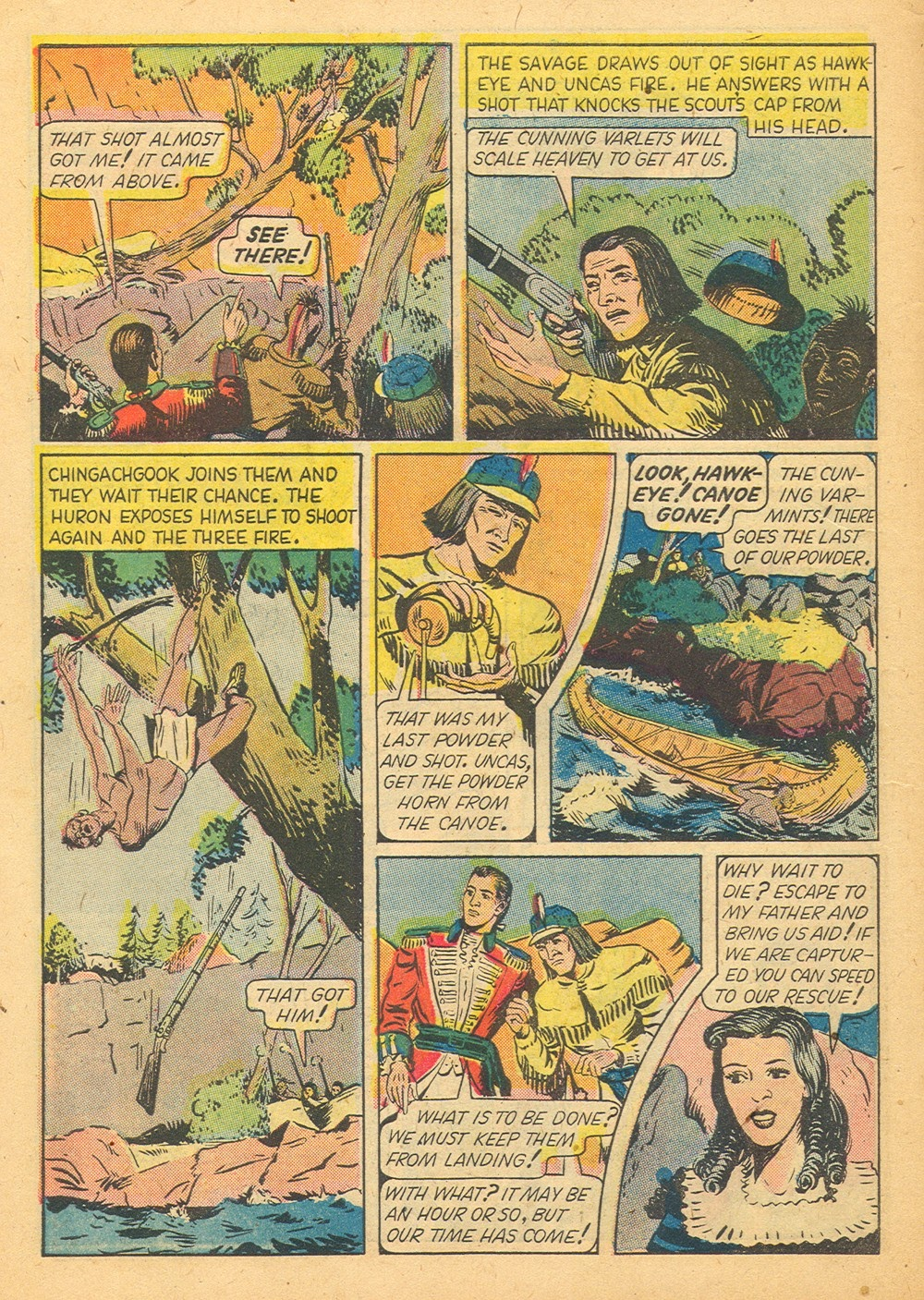 Classics Illustrated issue 4 - Page 14