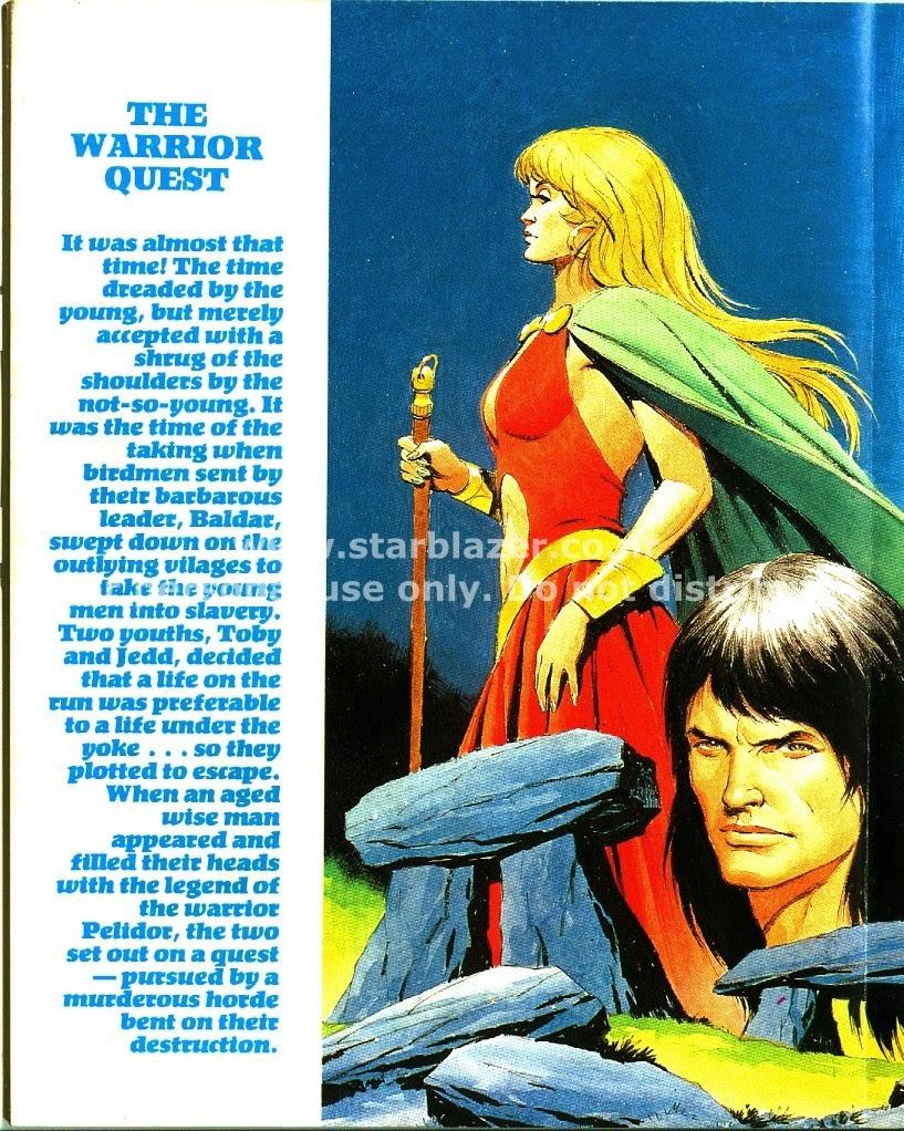 Starblazer issue 270 - Page 36