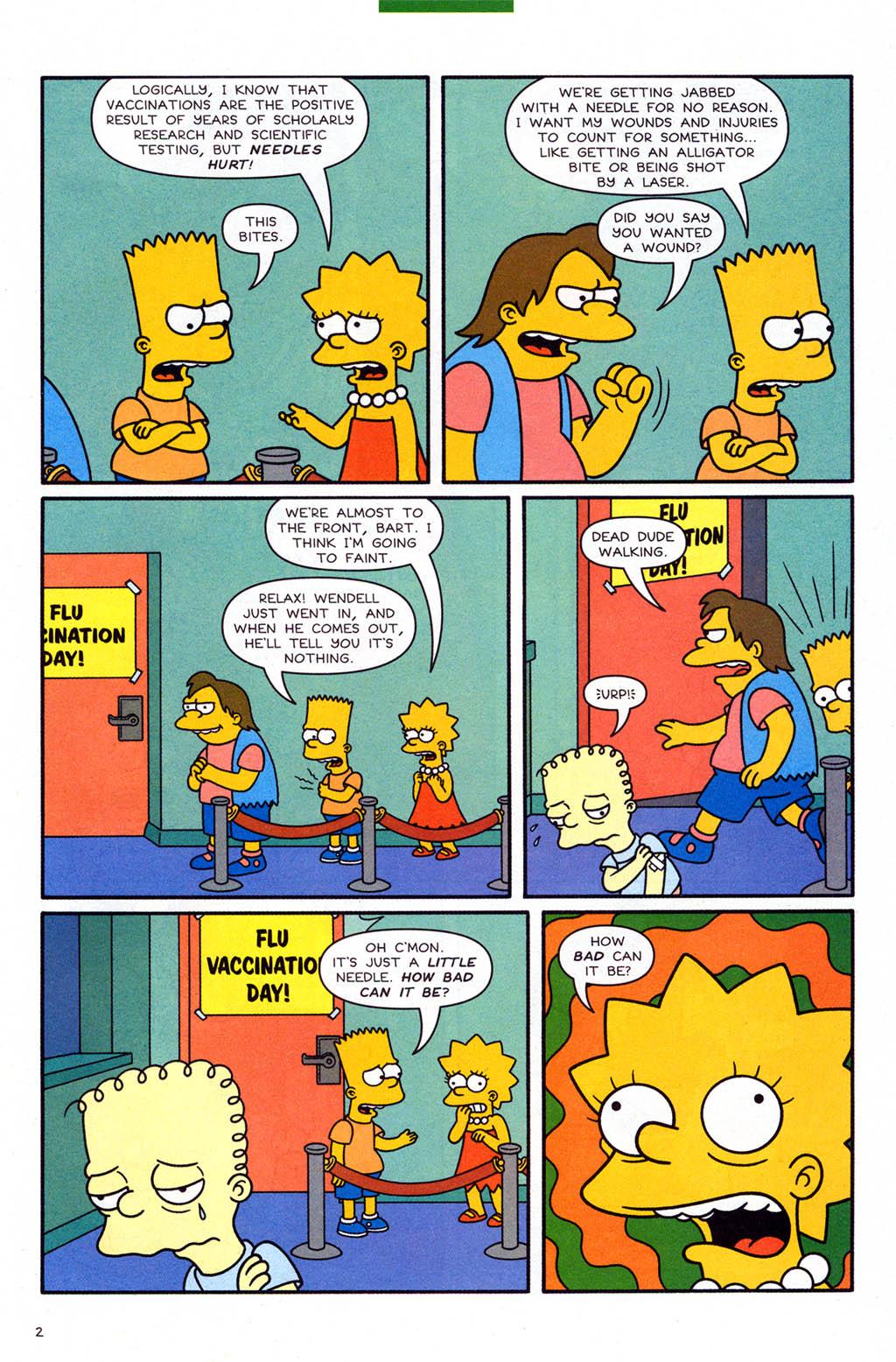 Read online Simpsons Comics Presents Bart Simpson comic -  Issue #23 - 29