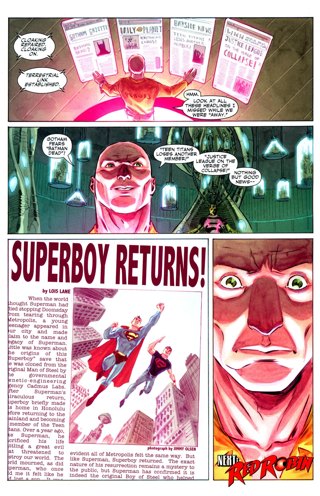 Read online Adventure Comics (2009) comic -  Issue #2 - 20