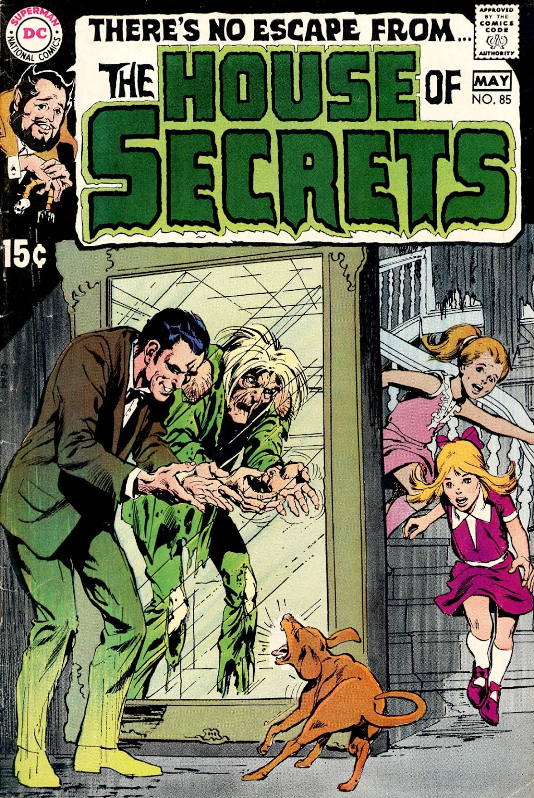 House of Secrets (1956) issue 85 - Page 1