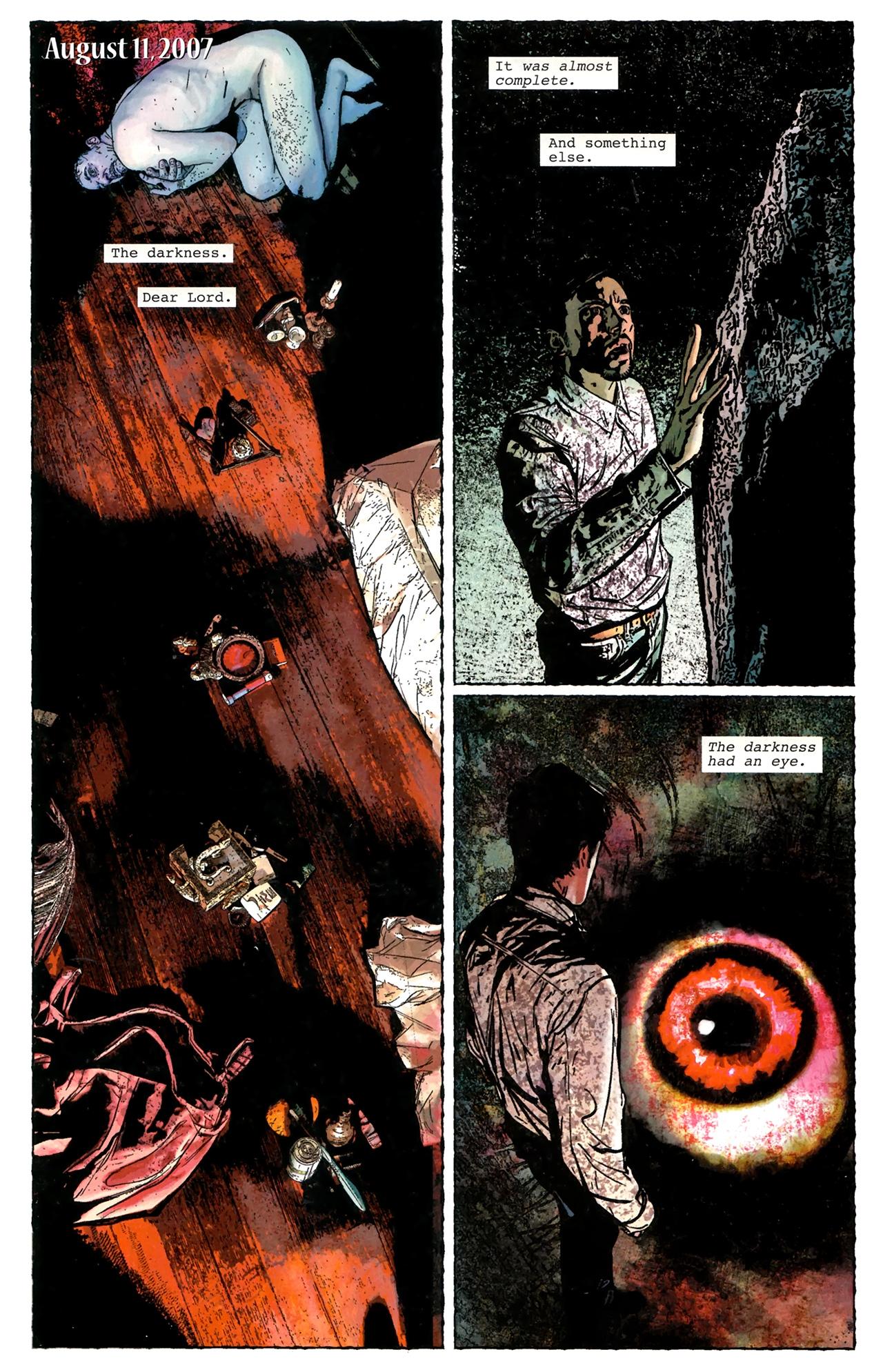 Read online Stephen King's N. comic -  Issue #3 - 14