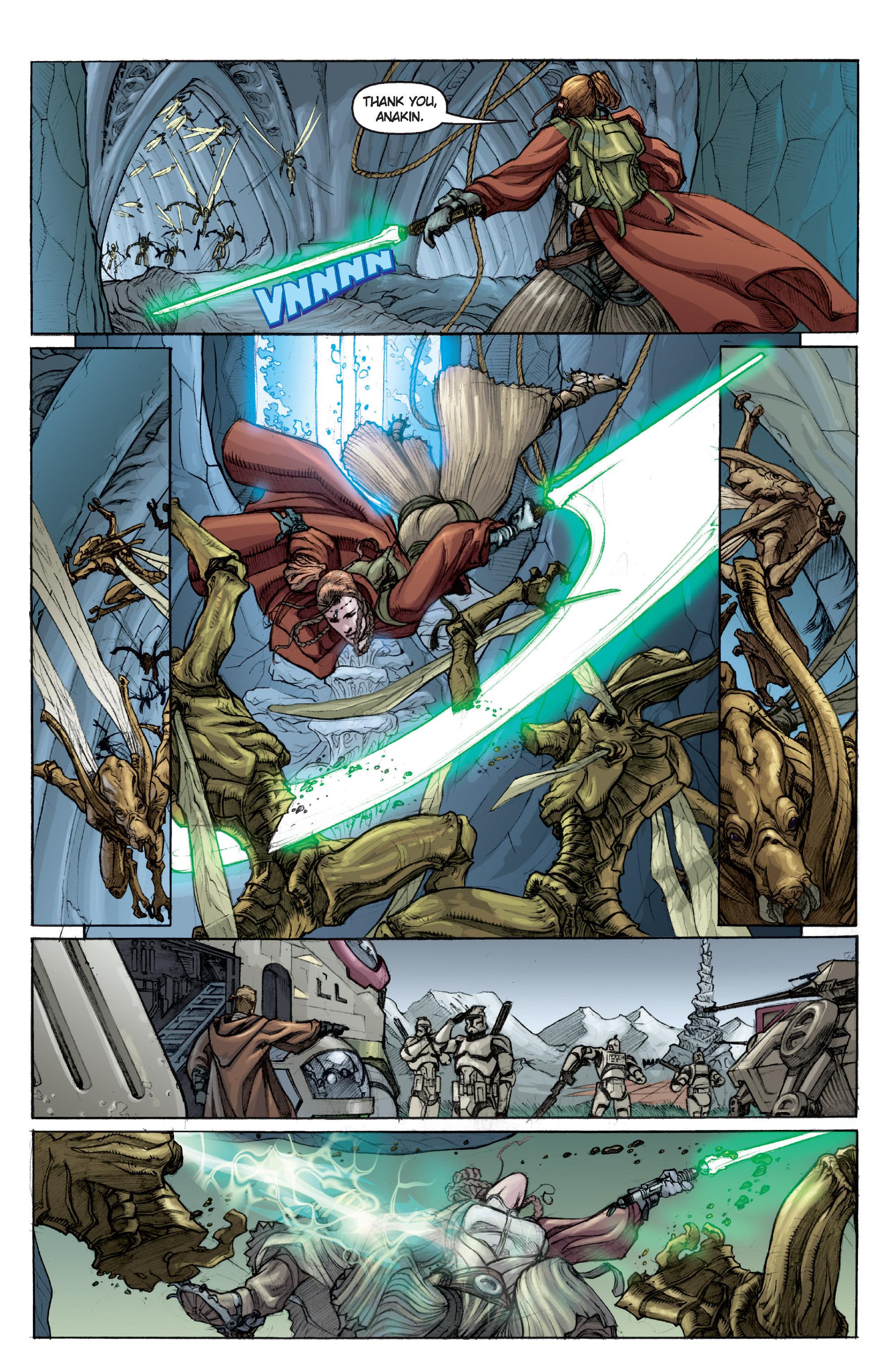 Read online Star Wars Omnibus comic -  Issue # Vol. 24 - 247