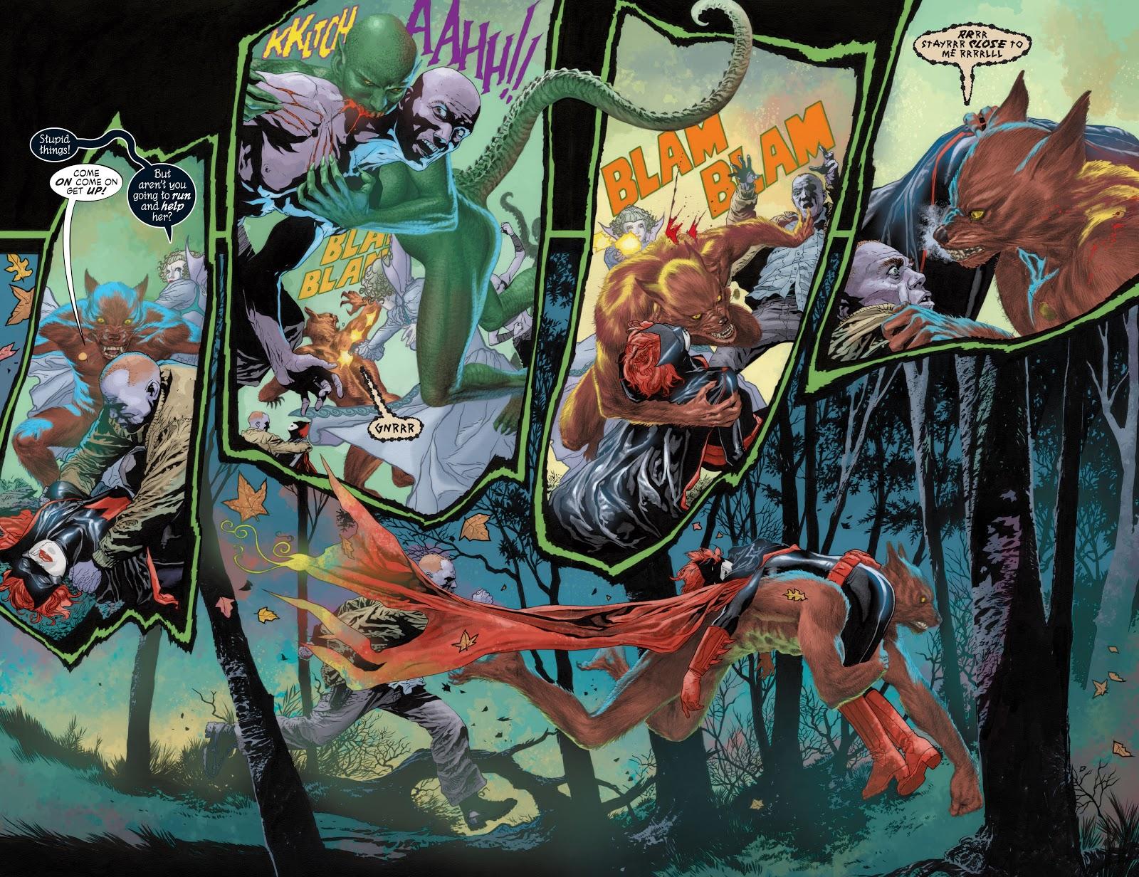 Read online Detective Comics (1937) comic -  Issue # _TPB Batwoman – Elegy (New Edition) (Part 1) - 49
