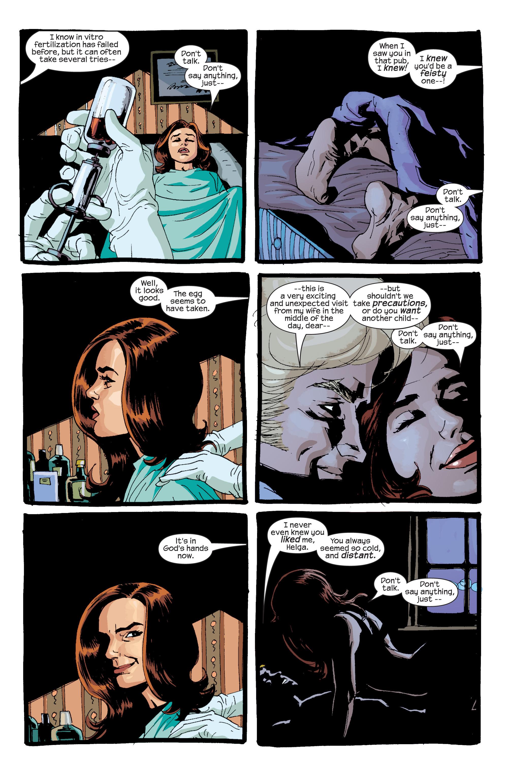 Read online Uncanny X-Men (1963) comic -  Issue #428 - 11