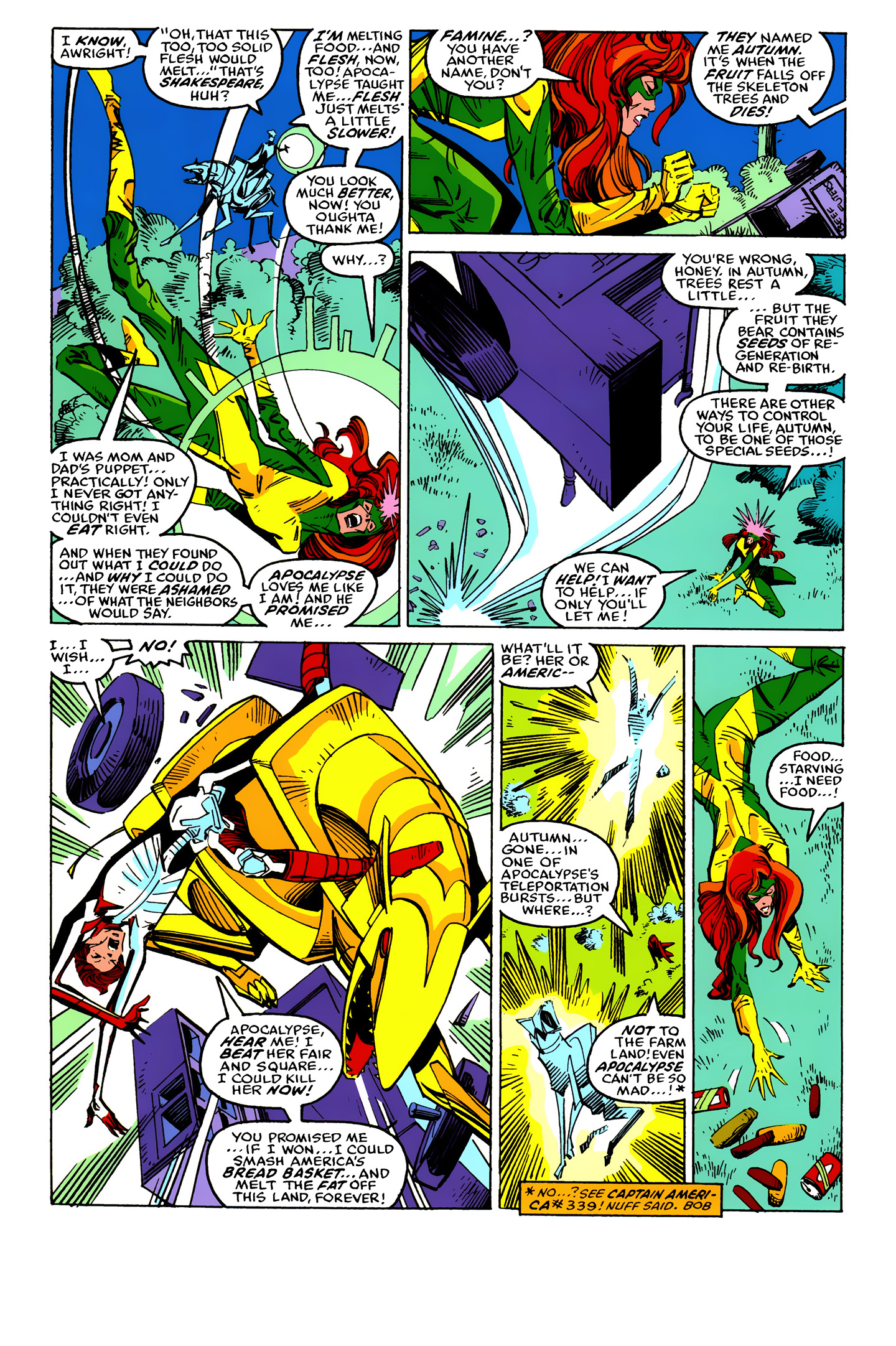 Read online X-Factor (1986) comic -  Issue #25 - 12
