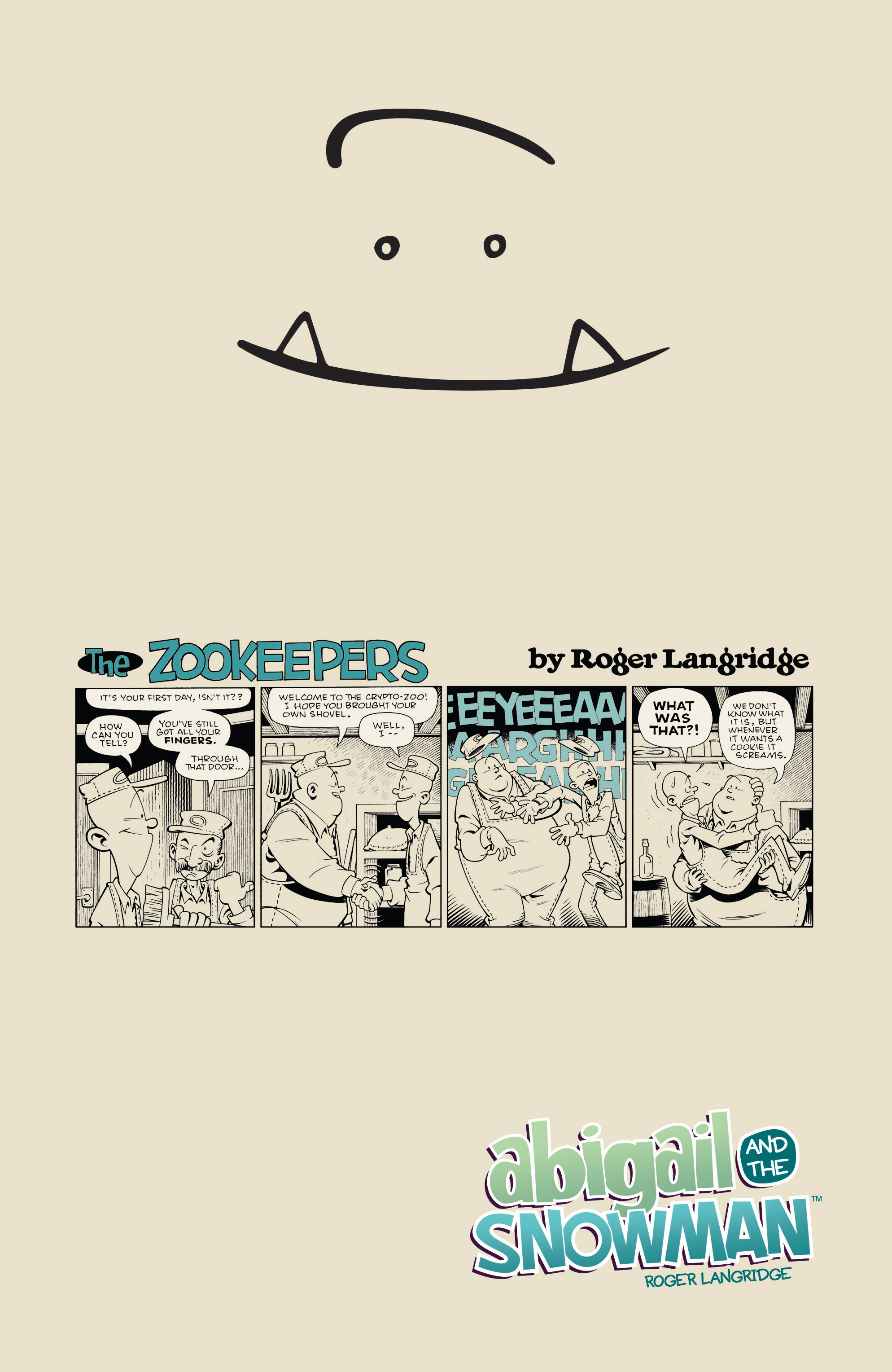 Read online Abigail And The Snowman comic -  Issue #1 - 28
