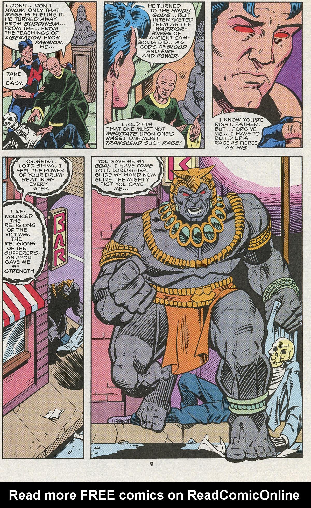 Read online Wonder Man (1991) comic -  Issue #12 - 8