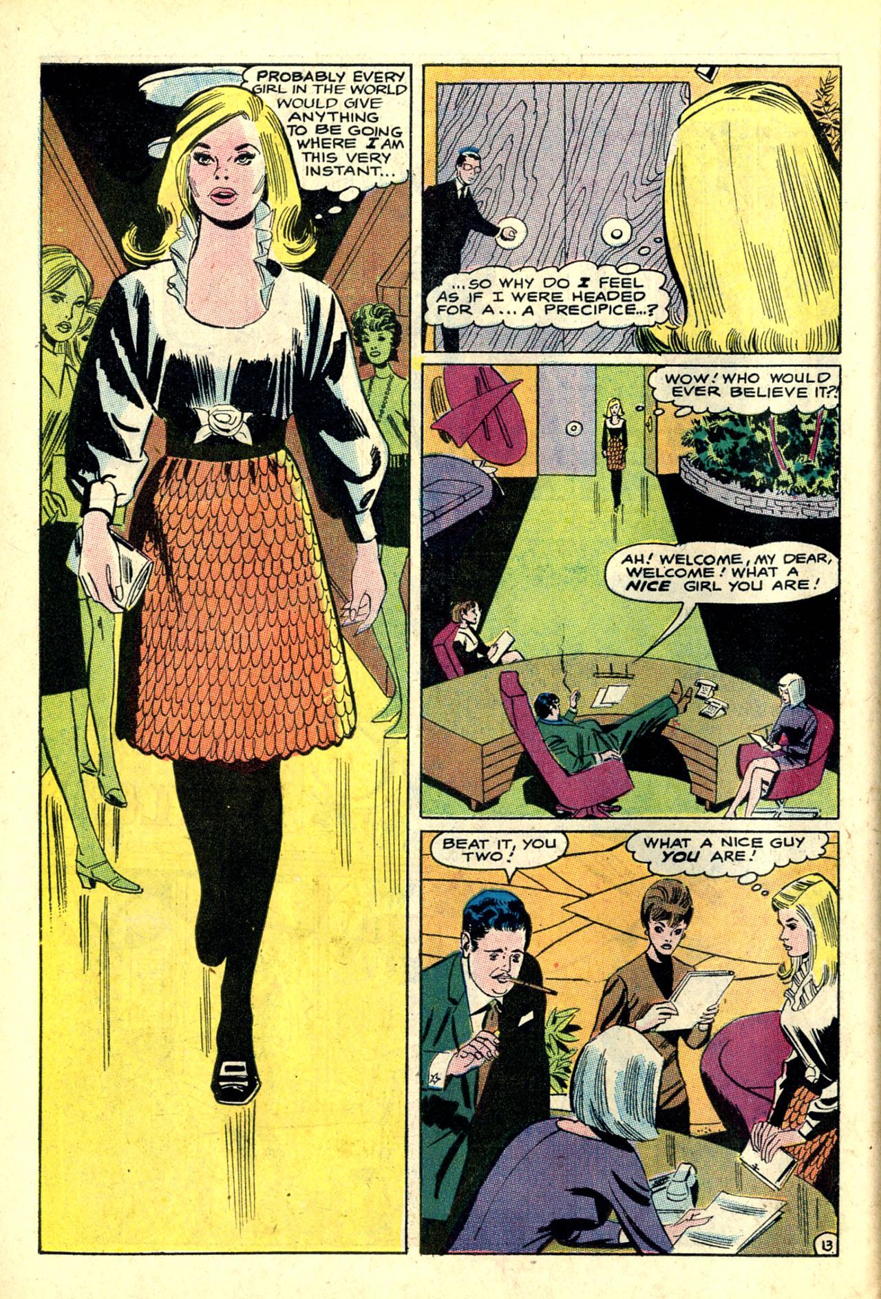 Read online Secret Hearts comic -  Issue #132 - 65