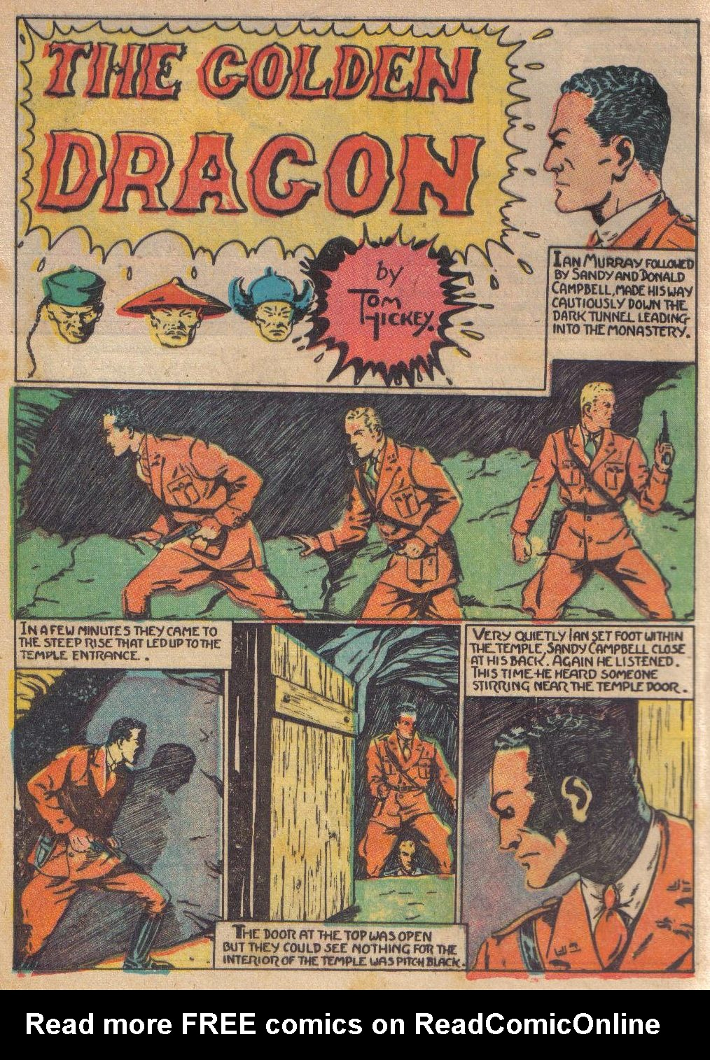 Read online Adventure Comics (1938) comic -  Issue #24 - 6