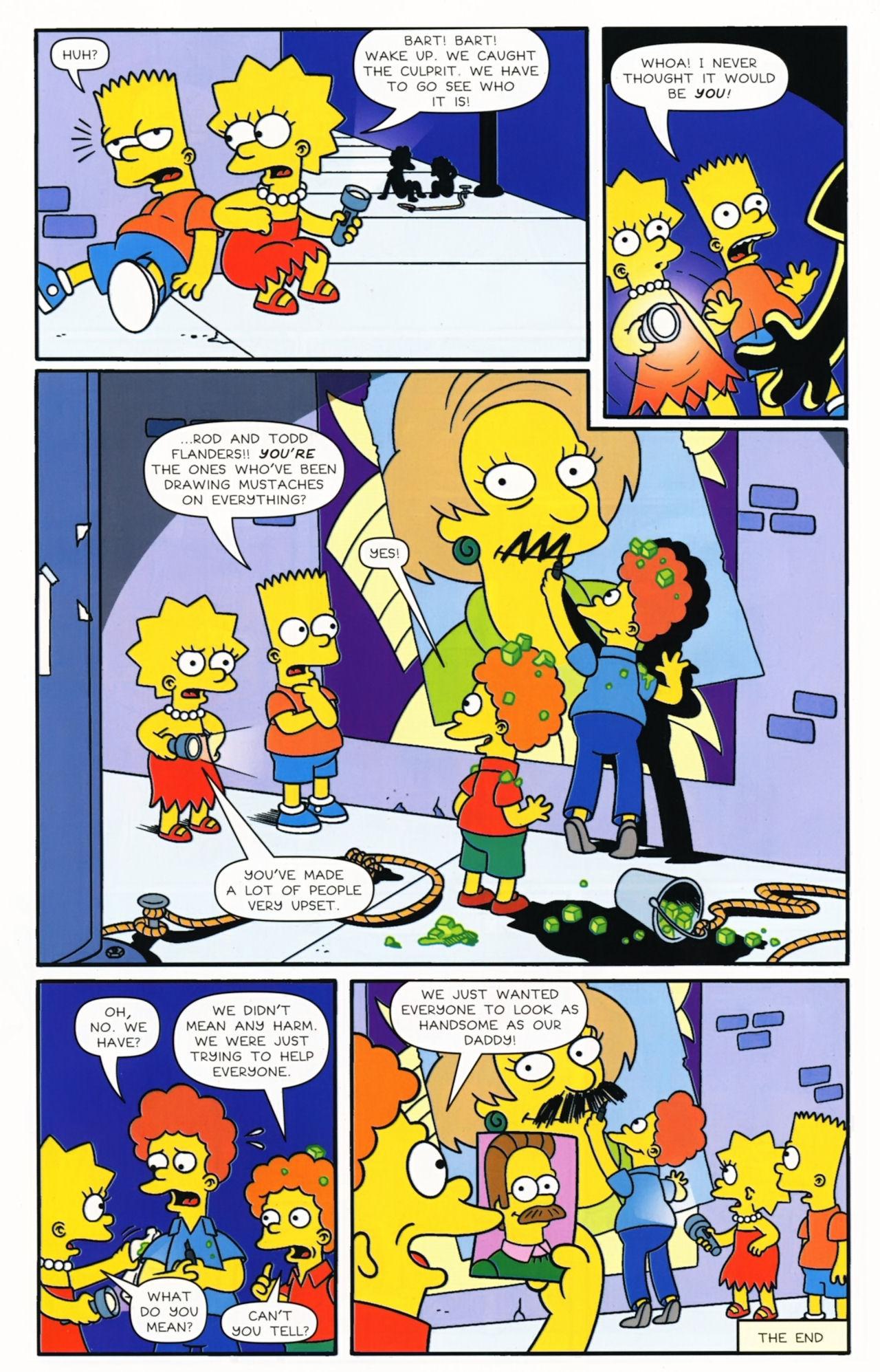 Read online Simpsons Comics Presents Bart Simpson comic -  Issue #57 - 29