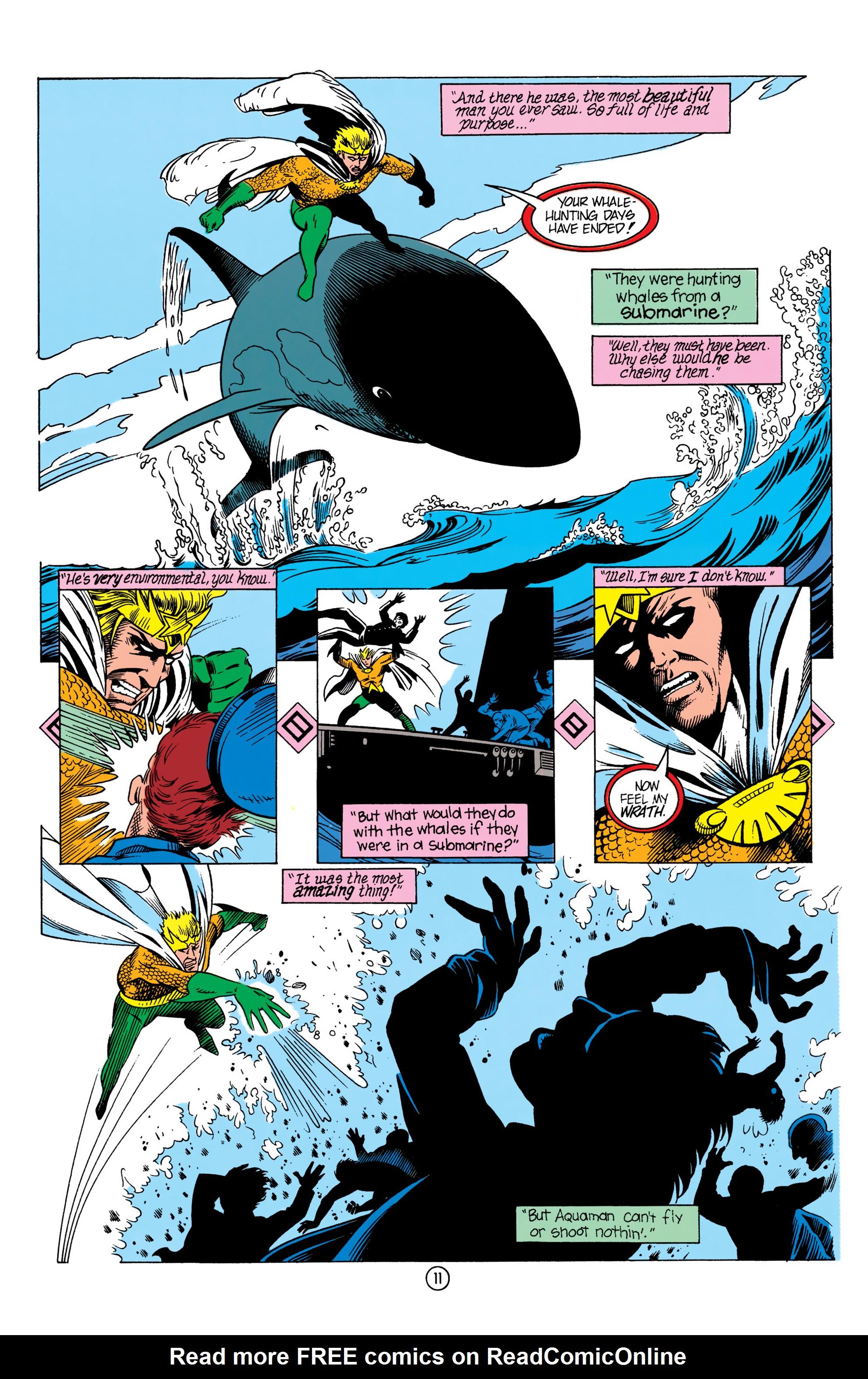 Read online Aquaman (1991) comic -  Issue #13 - 12