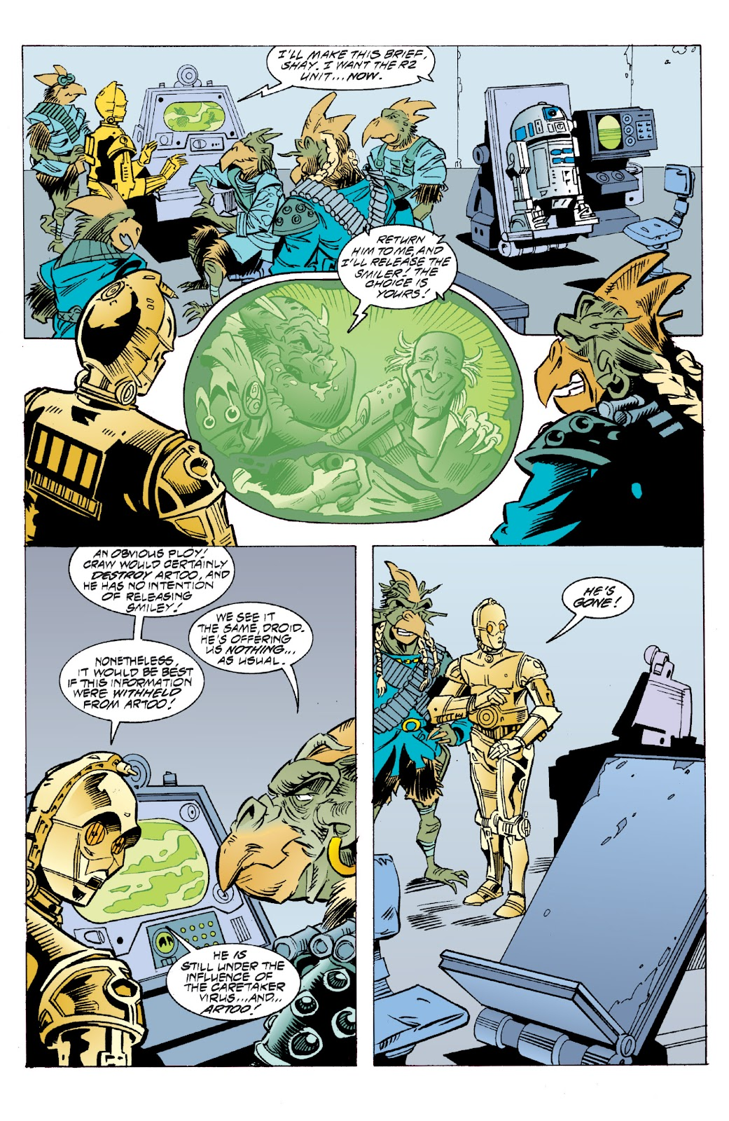 Read online Star Wars Legends Epic Collection: The Empire comic -  Issue # TPB 5 (Part 4) - 37