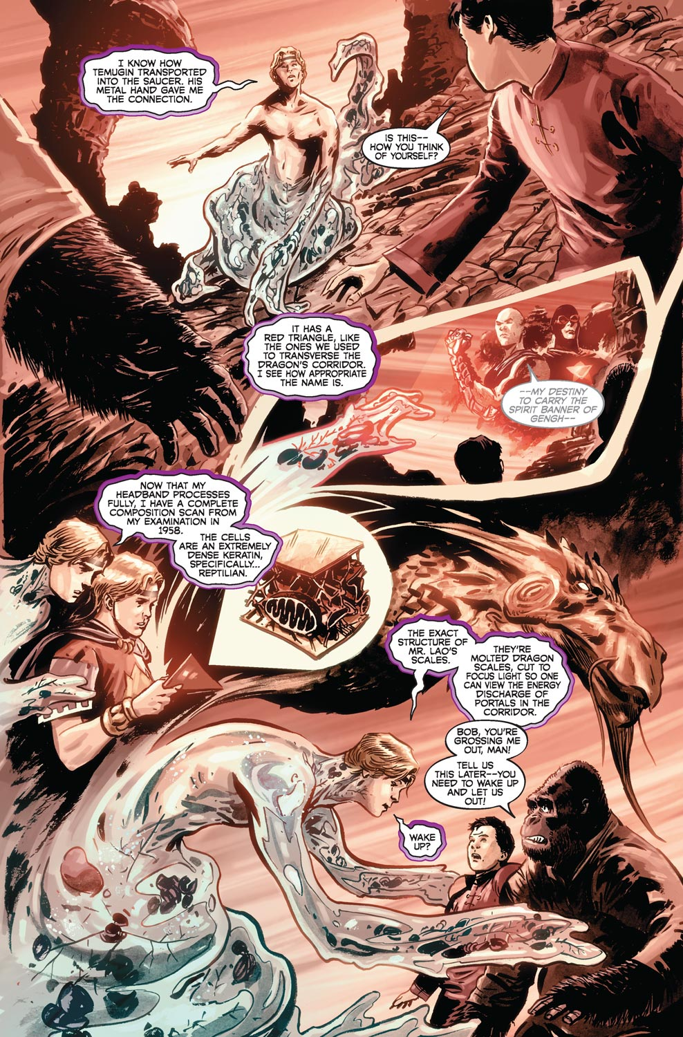 Read online Agents Of Atlas (2009) comic -  Issue #4 - 20
