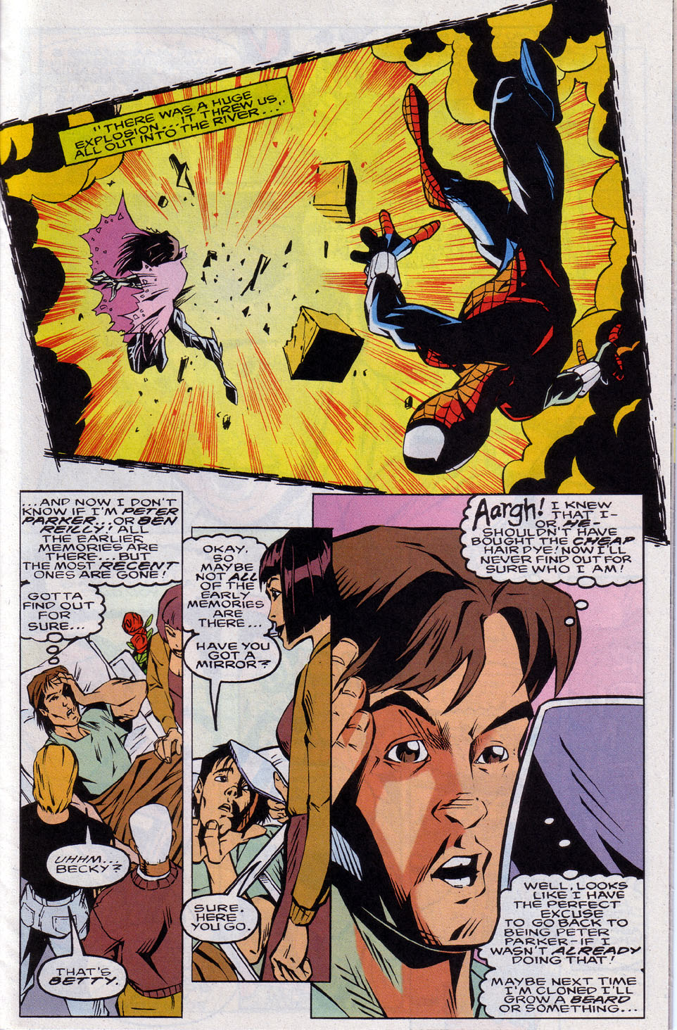 Read online 101 Ways to End the Clone Saga comic -  Issue #101 Ways to End the Clone Saga Full - 9