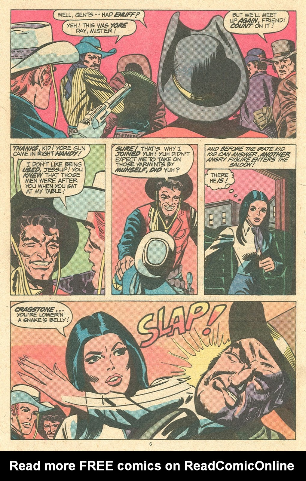 The Rawhide Kid (1955) issue 144 - Page 8