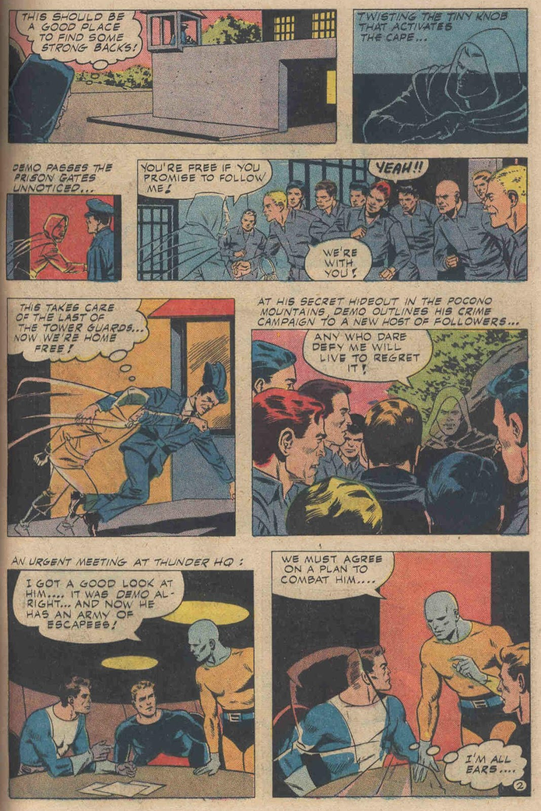 T.H.U.N.D.E.R. Agents (1965) issue 6 - Page 33