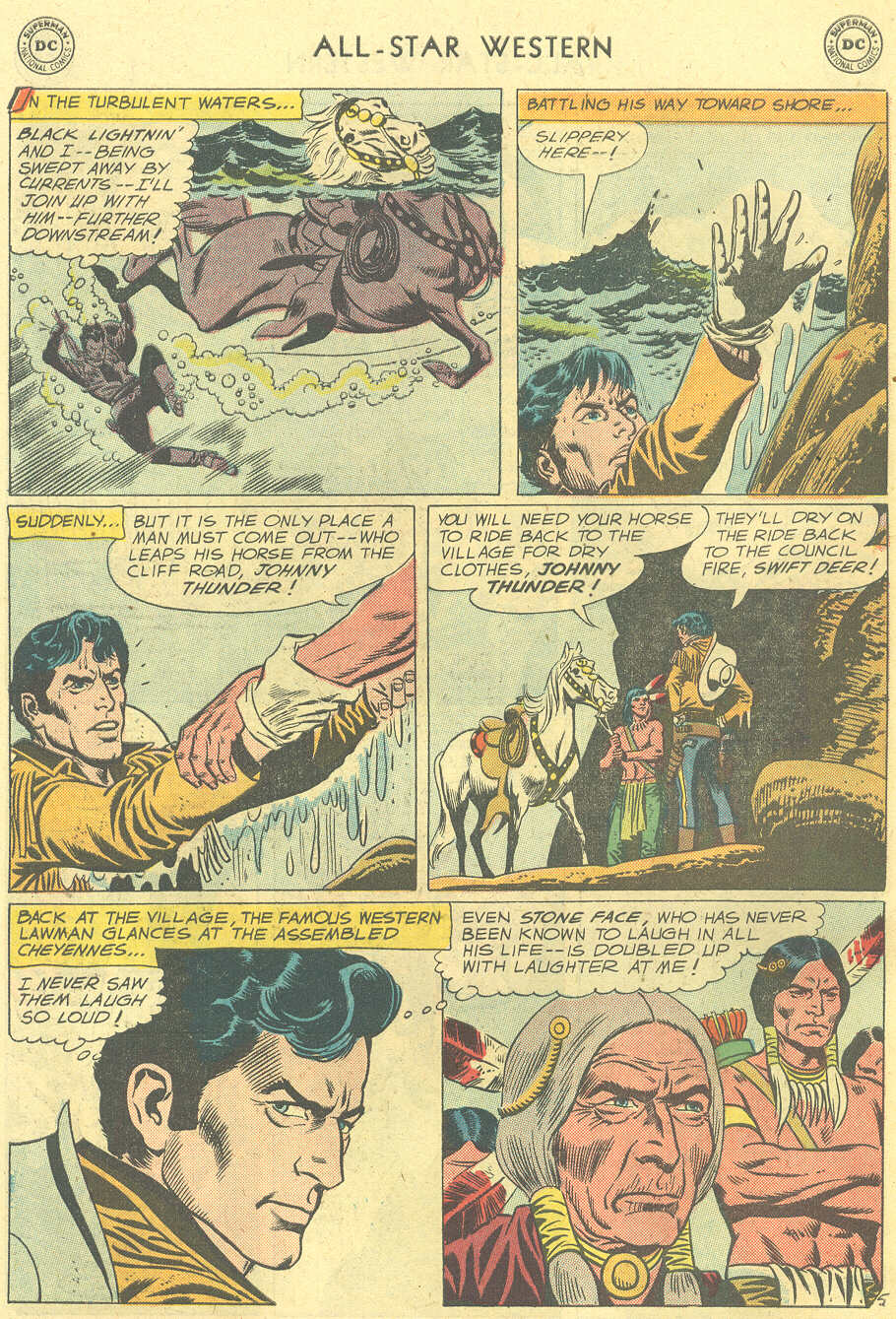 Read online All-Star Western (1951) comic -  Issue #101 - 30