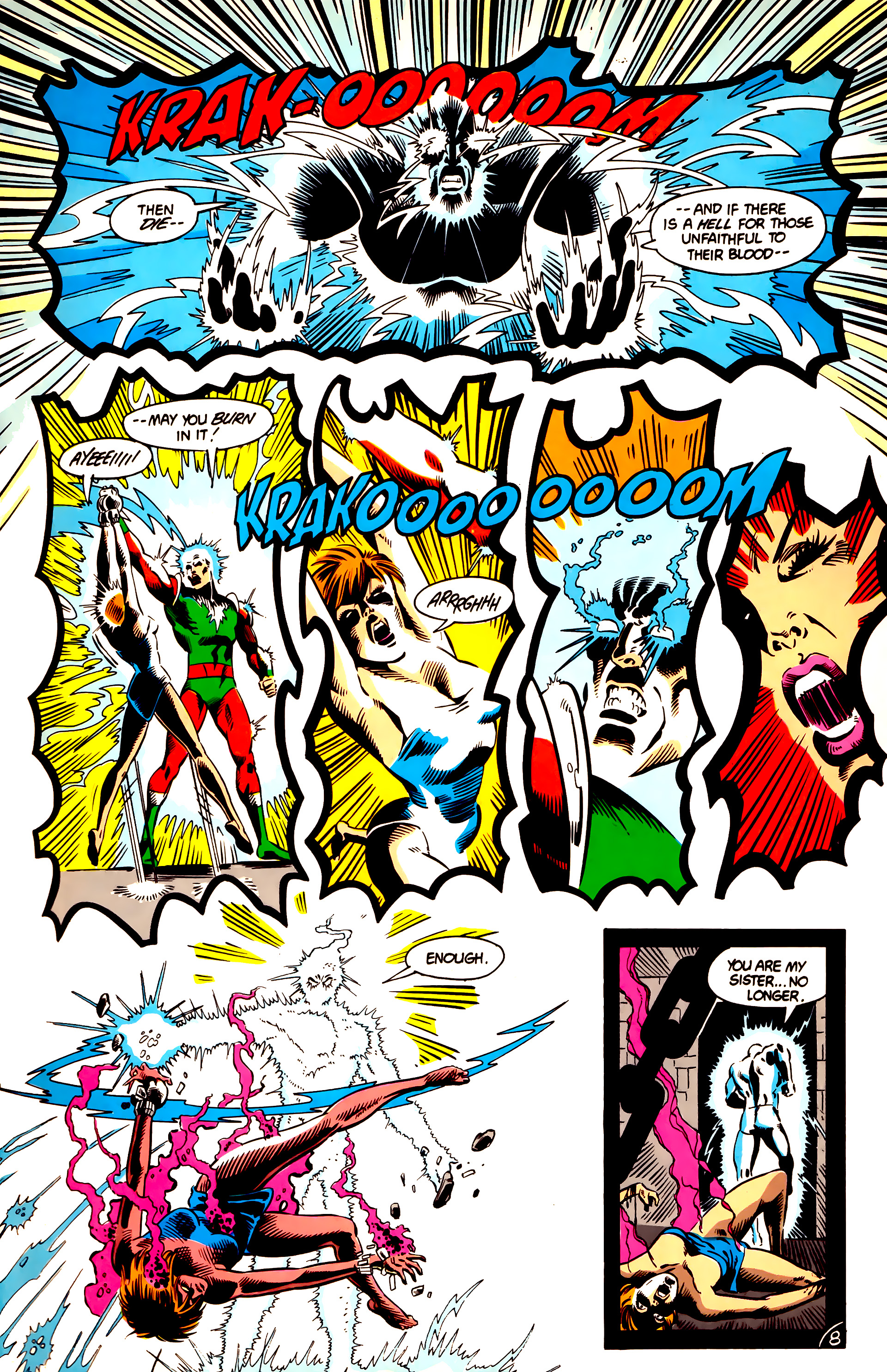 Legion of Super-Heroes (1984) 3 Page 9