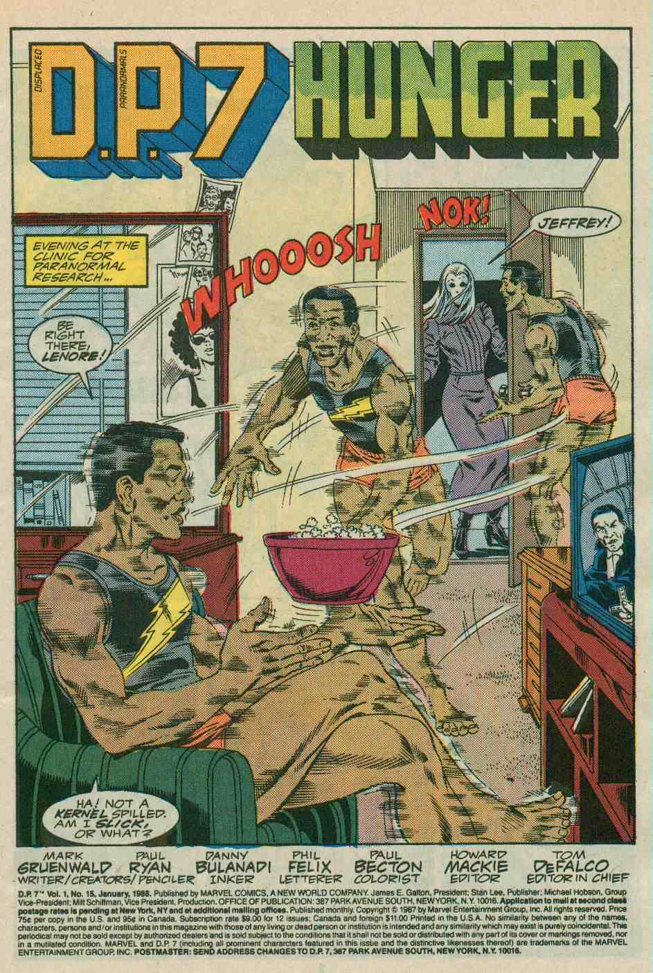 Read online DP7 comic -  Issue #15 - 2