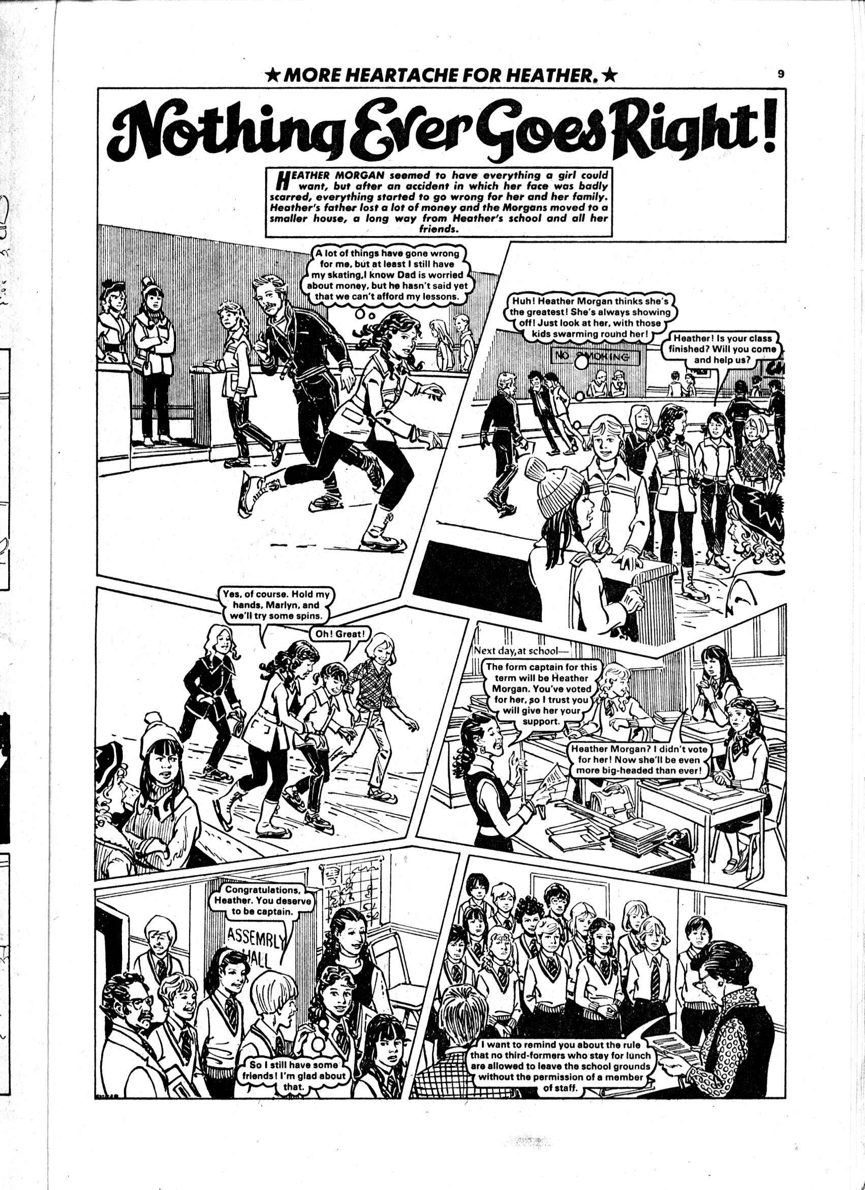 Read online Judy comic -  Issue #1105 - 9