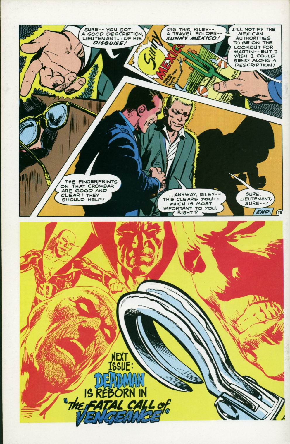 Deadman (1985) 3 Page 43