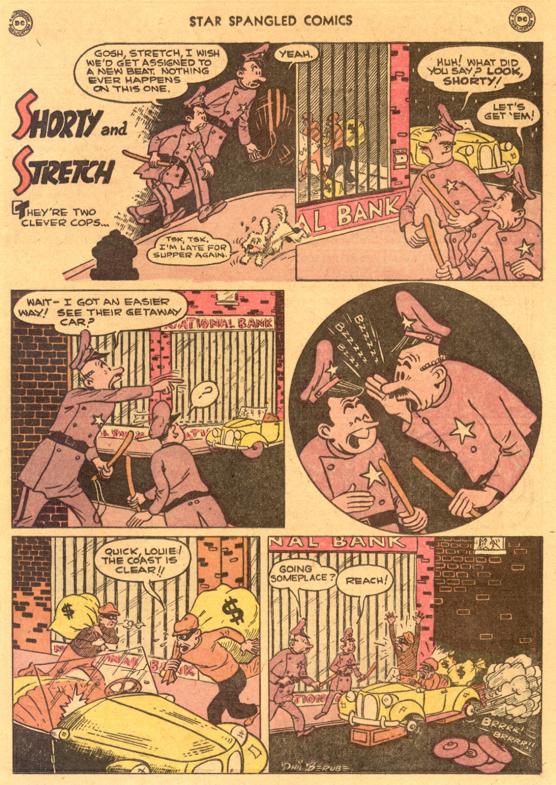 Star Spangled Comics (1941) issue 80 - Page 36