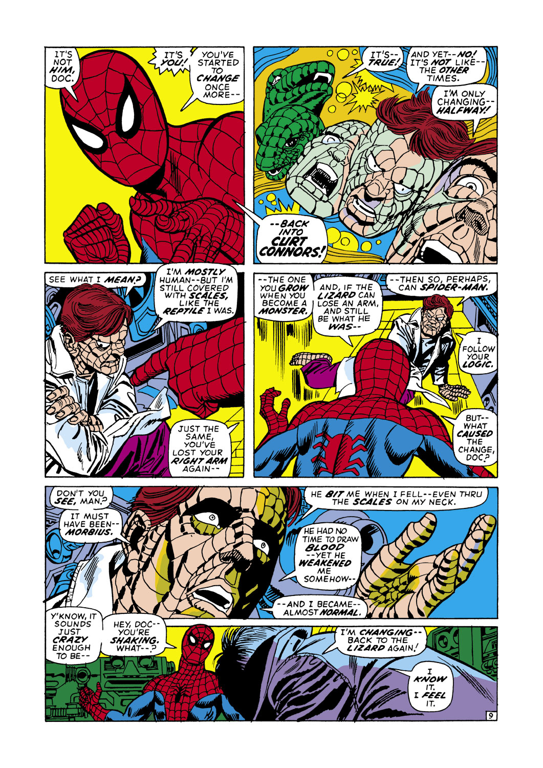 The Amazing Spider-Man (1963) 102 Page 9