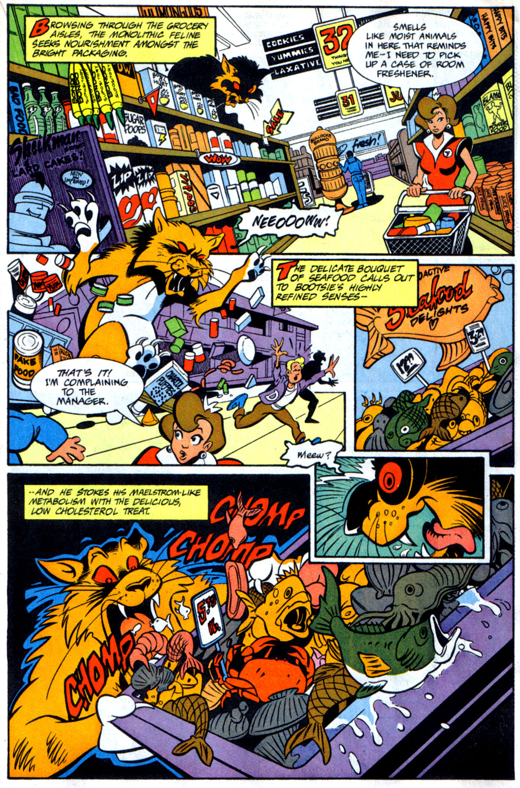 Read online Defenders of Dynatron City comic -  Issue #1 - 14