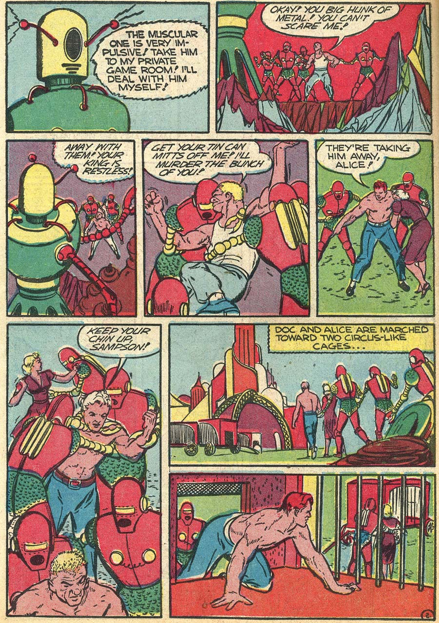 Blue Ribbon Comics (1939) issue 9 - Page 50