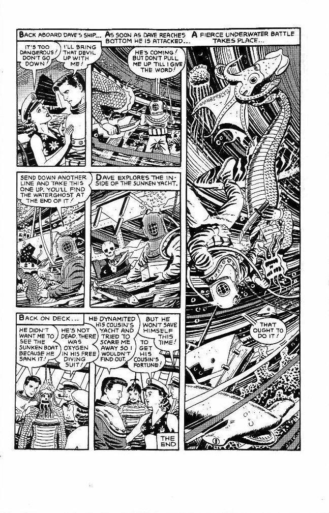 Read online Men of Mystery Comics comic -  Issue #44 - 25