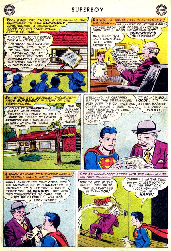 Superboy (1949) issue 70 - Page 15