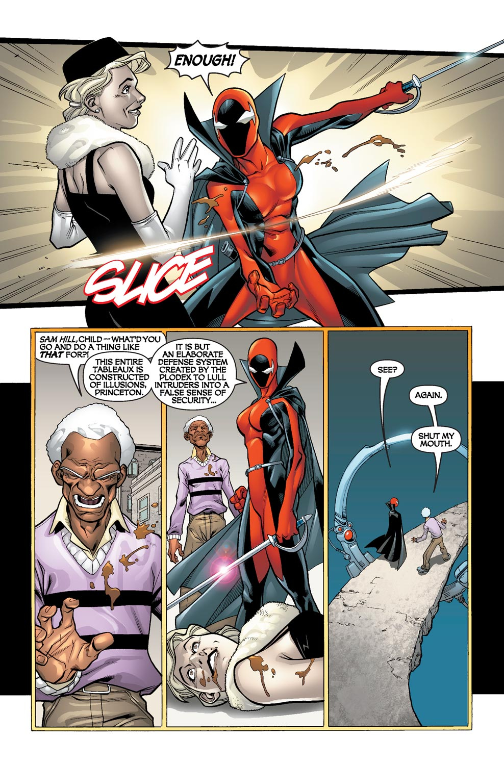 Alpha Flight (2004) issue 4 - Page 18