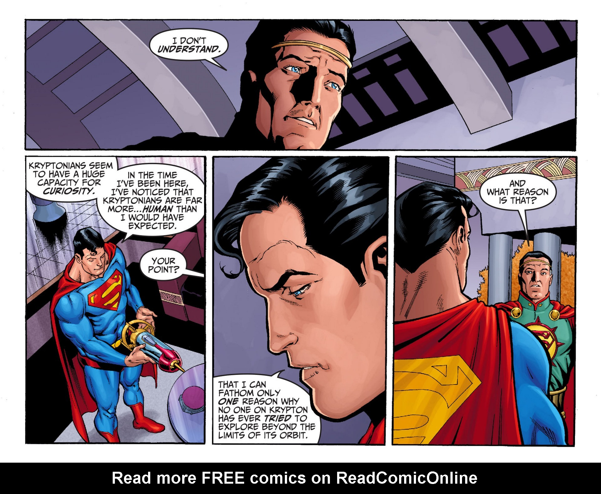 Read online Adventures of Superman [I] comic -  Issue #23 - 21