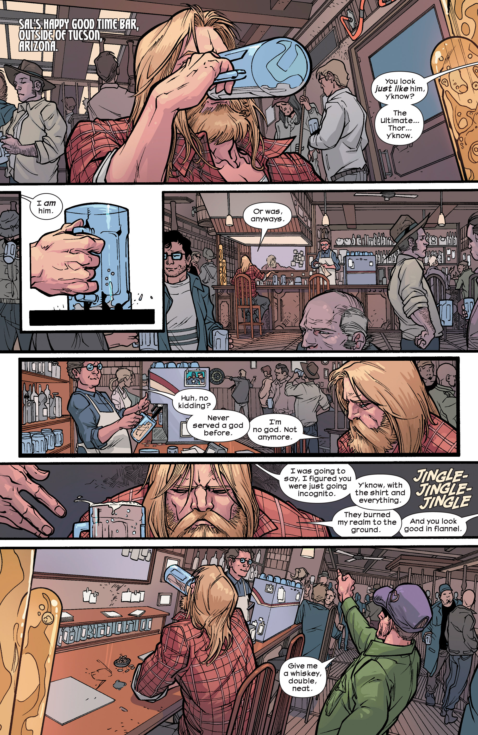 Read online Ultimate Comics Ultimates comic -  Issue #26 - 14