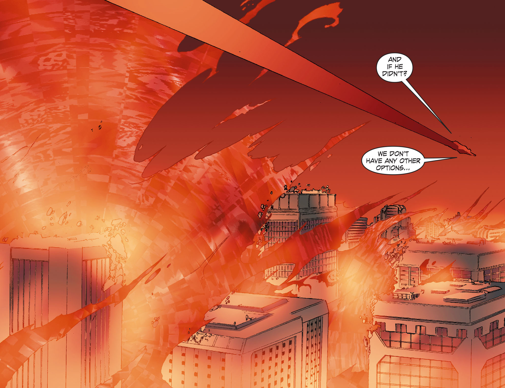 Read online Smallville: Chaos [II] comic -  Issue #4 - 18