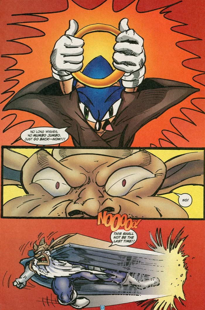Read online Sonic Super Special comic -  Issue #15 - Naugus games - 26