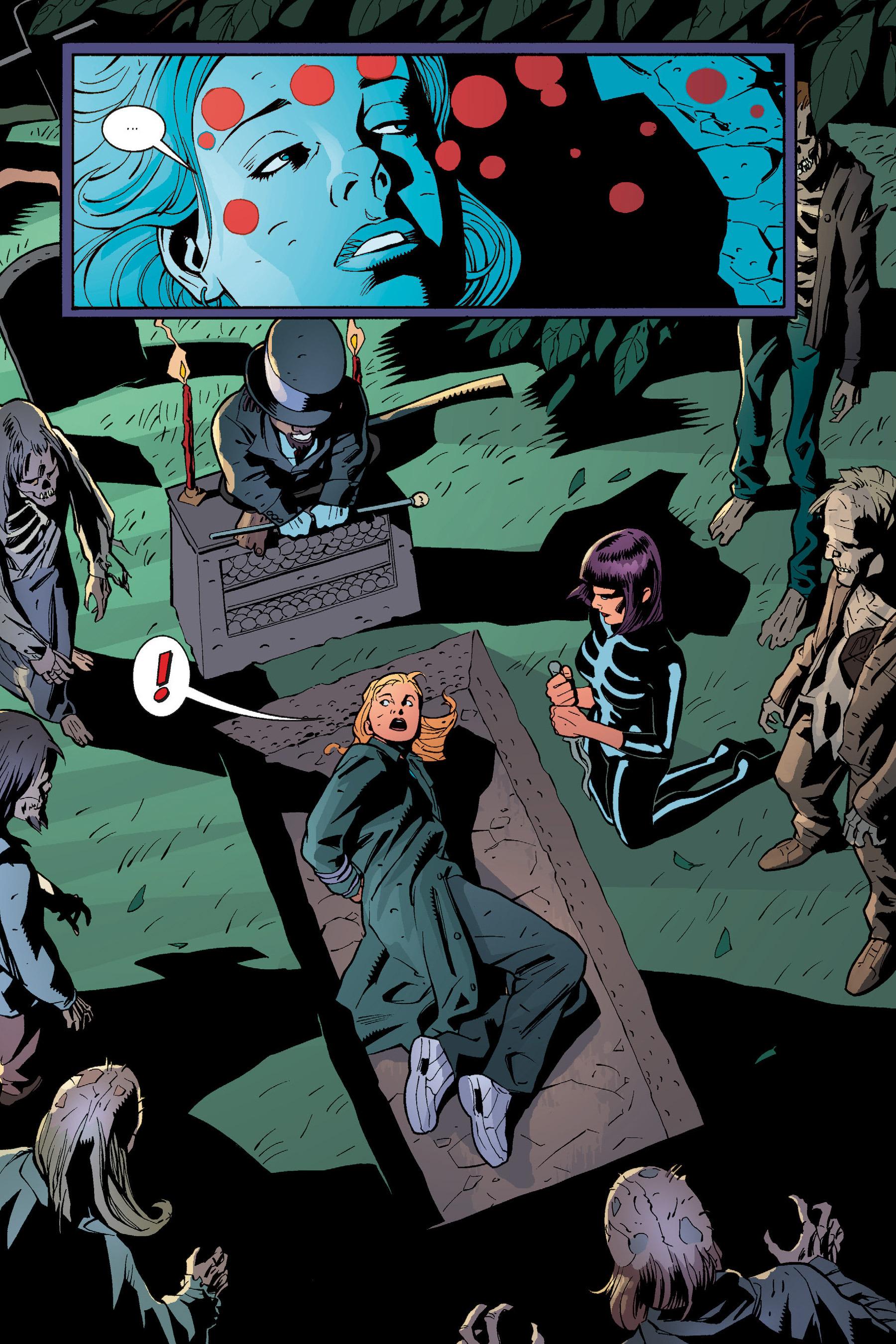Read online Buffy the Vampire Slayer: Omnibus comic -  Issue # TPB 5 - 289