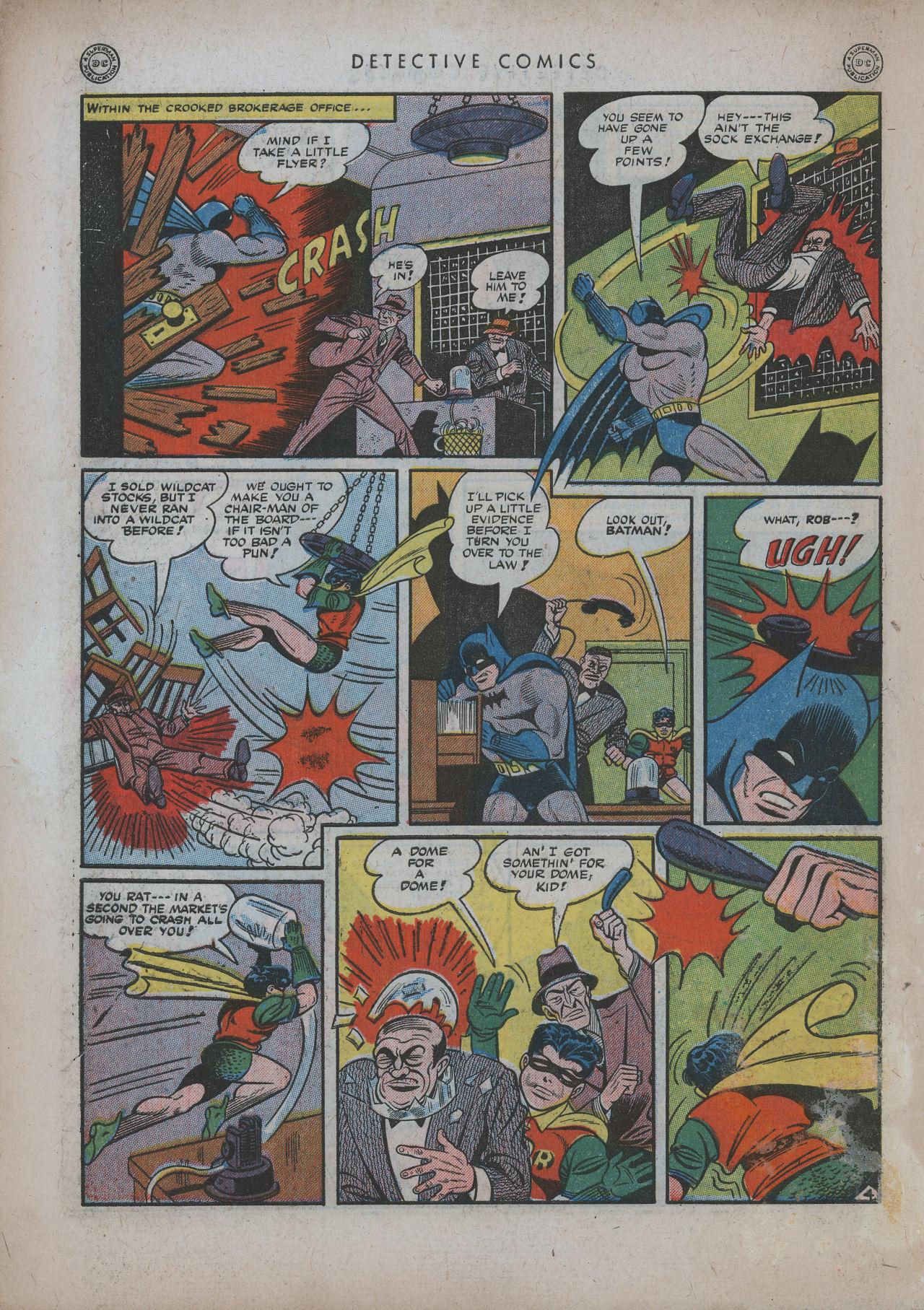 Read online Detective Comics (1937) comic -  Issue #94 - 6