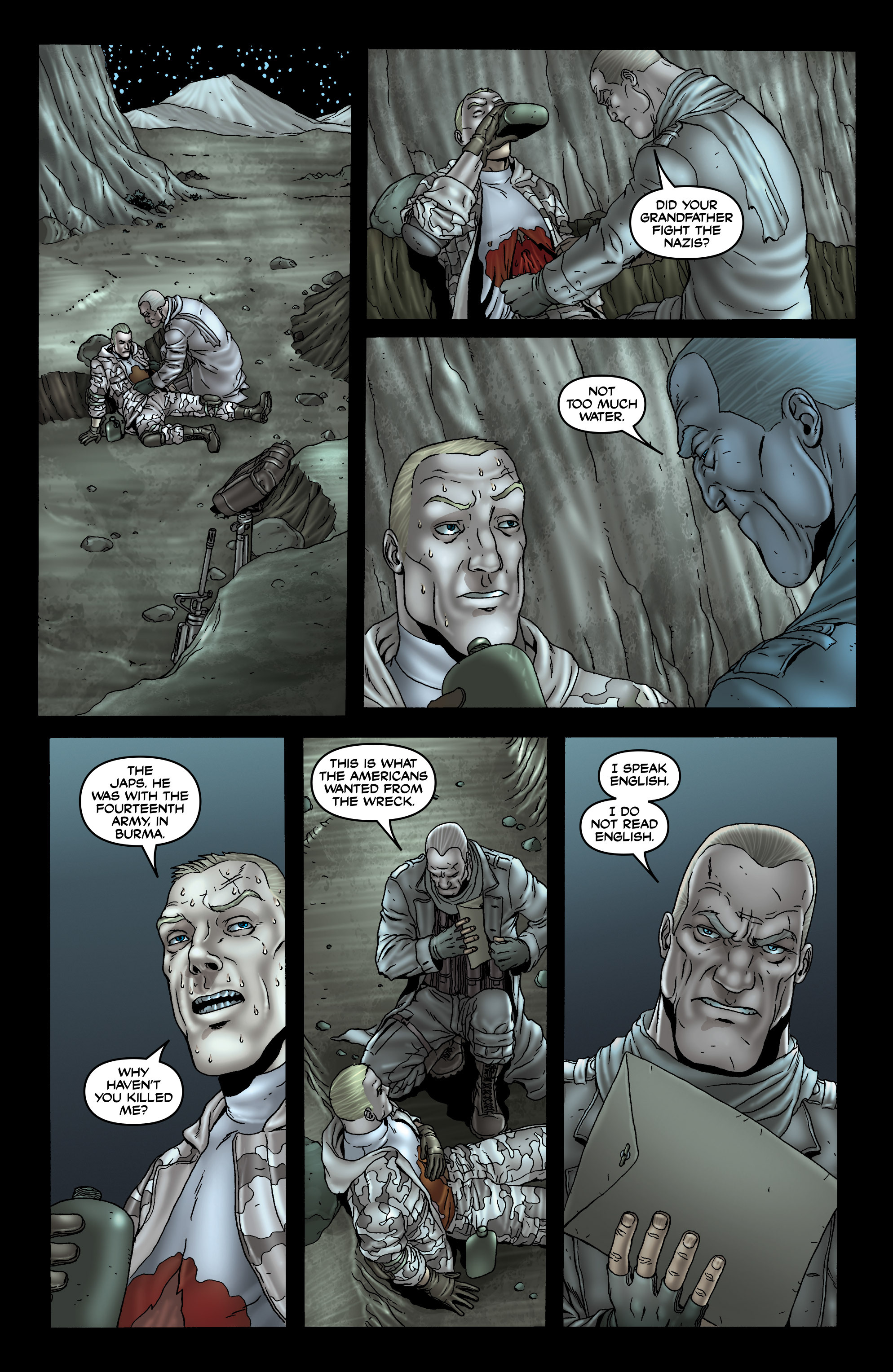 Read online 303 comic -  Issue #3 - 11